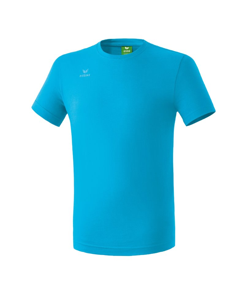 Erima T-Shirt Teamsport Hellblau - blau
