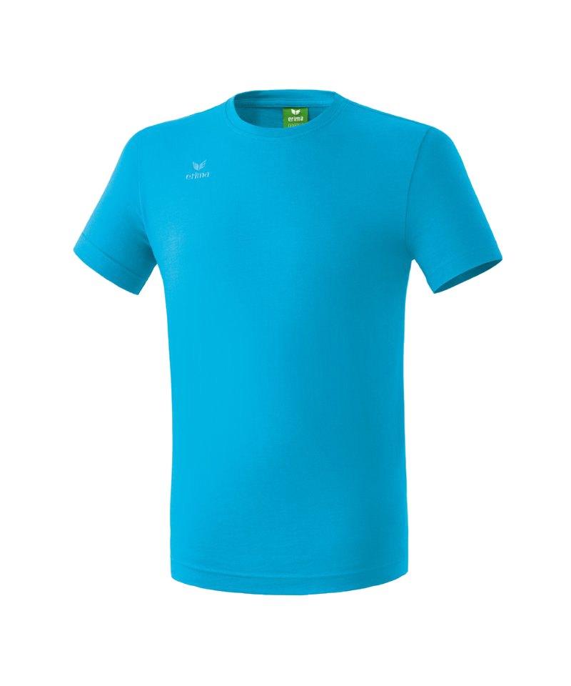Erima Teamsport T-Shirt Kids Hellblau - blau