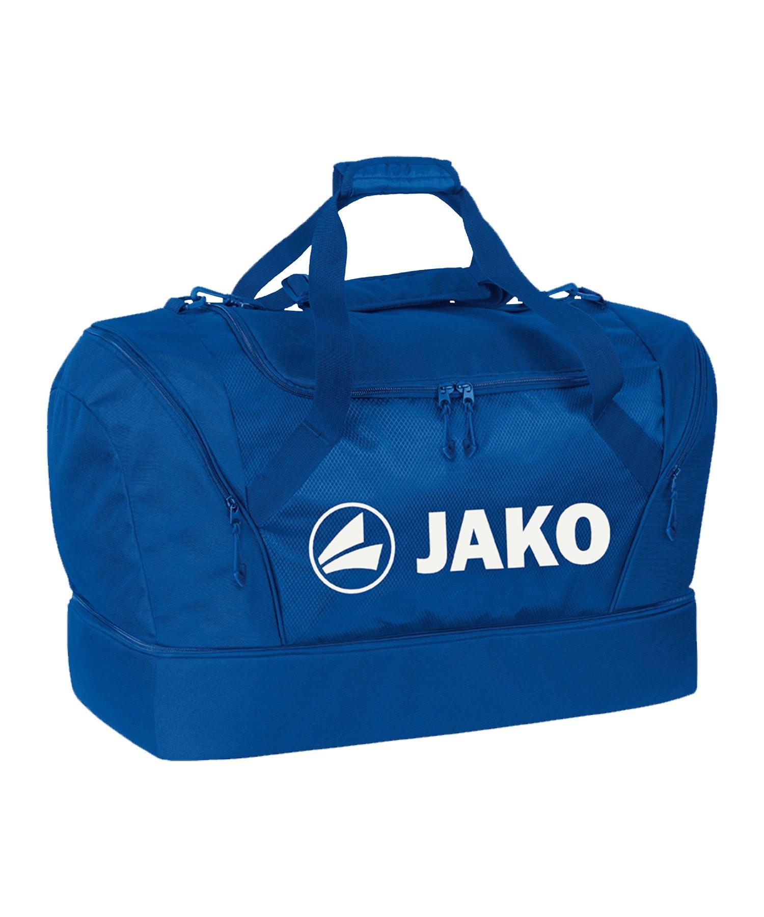 JAKO Sporttasche mit Bodenfach Senior Blau F04 - blau