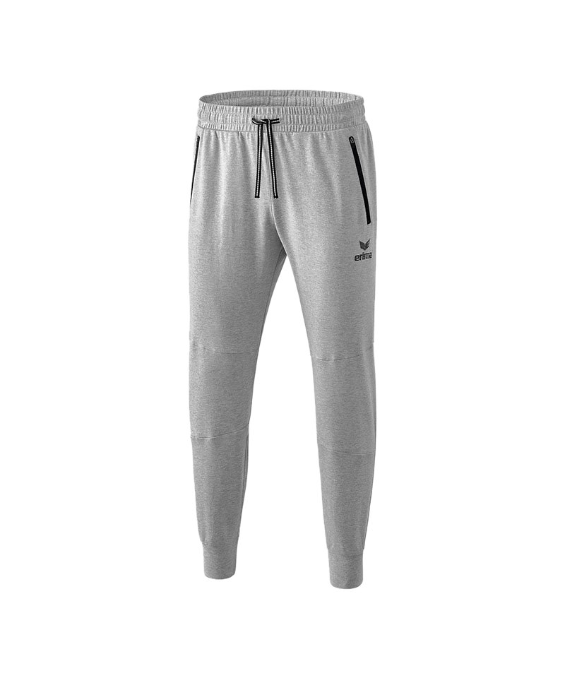 Erima Essential Sweathose Pant Kids Grau - grau
