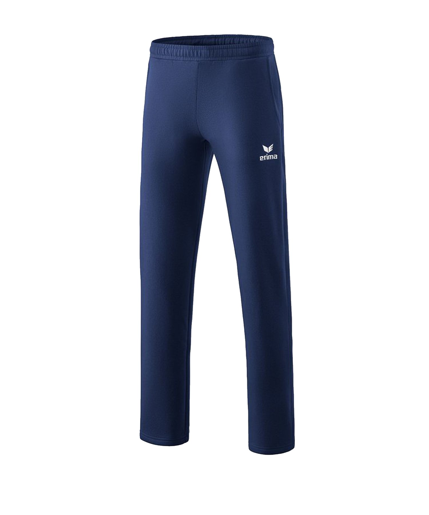 Erima Essential 5-C Sweatpant Kids Blau Weiss - Blau