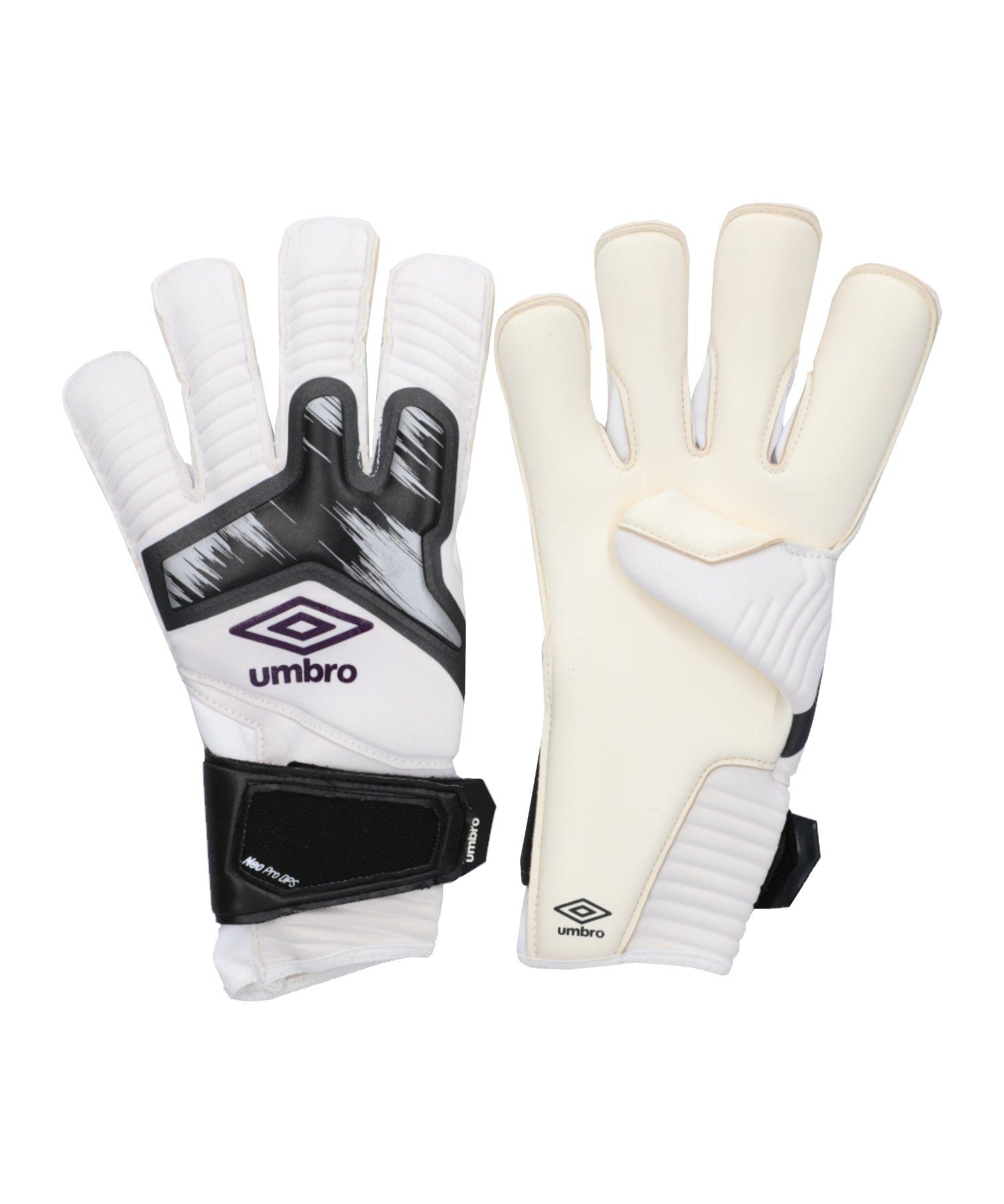 Umbro Neo Pro Rollfinger DPS TW-Handschuh FHPQ - Weiss