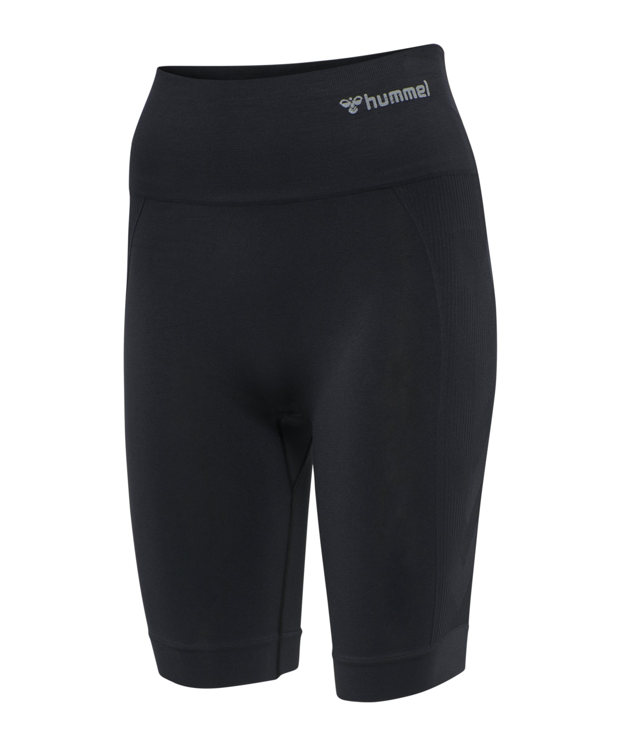 Hummel hmltif Seamless Cycling Short Damen F2001 - schwarz
