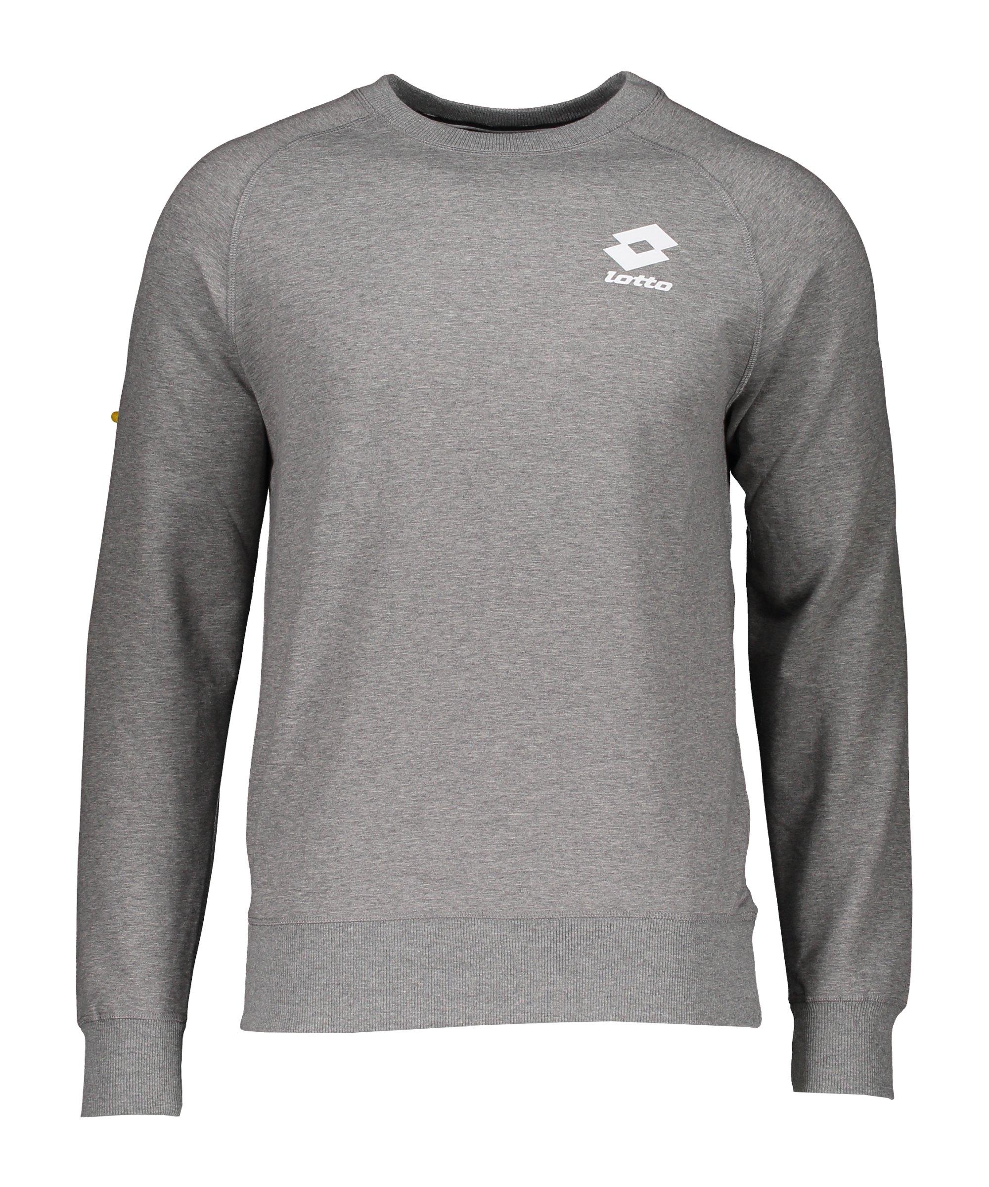 Lotto Smart Sweatshirt Grau FQ17 - grau