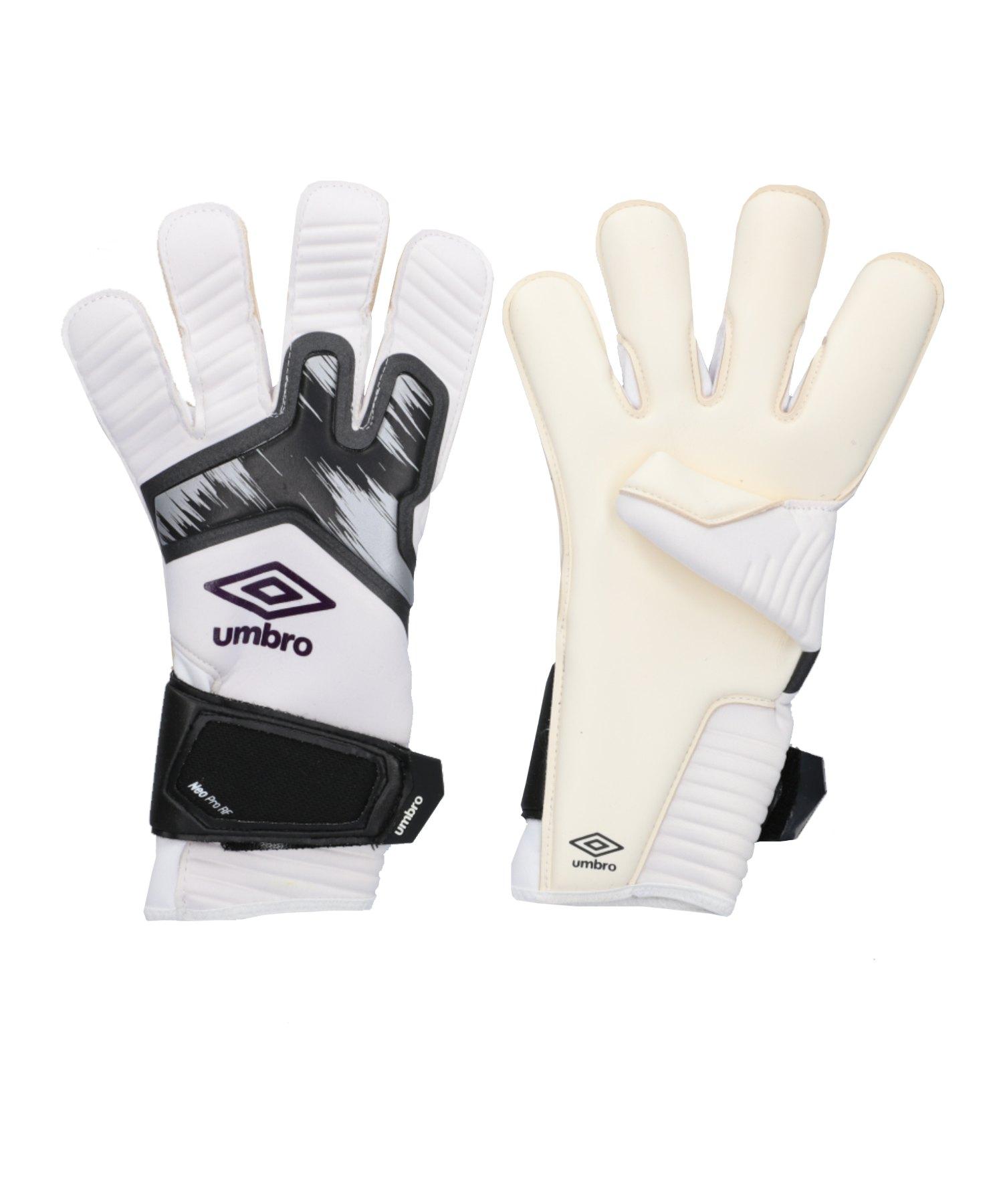 Umbro Neo Pro Rollfinger TW-Handschuh Weiss FHPQ - Weiss