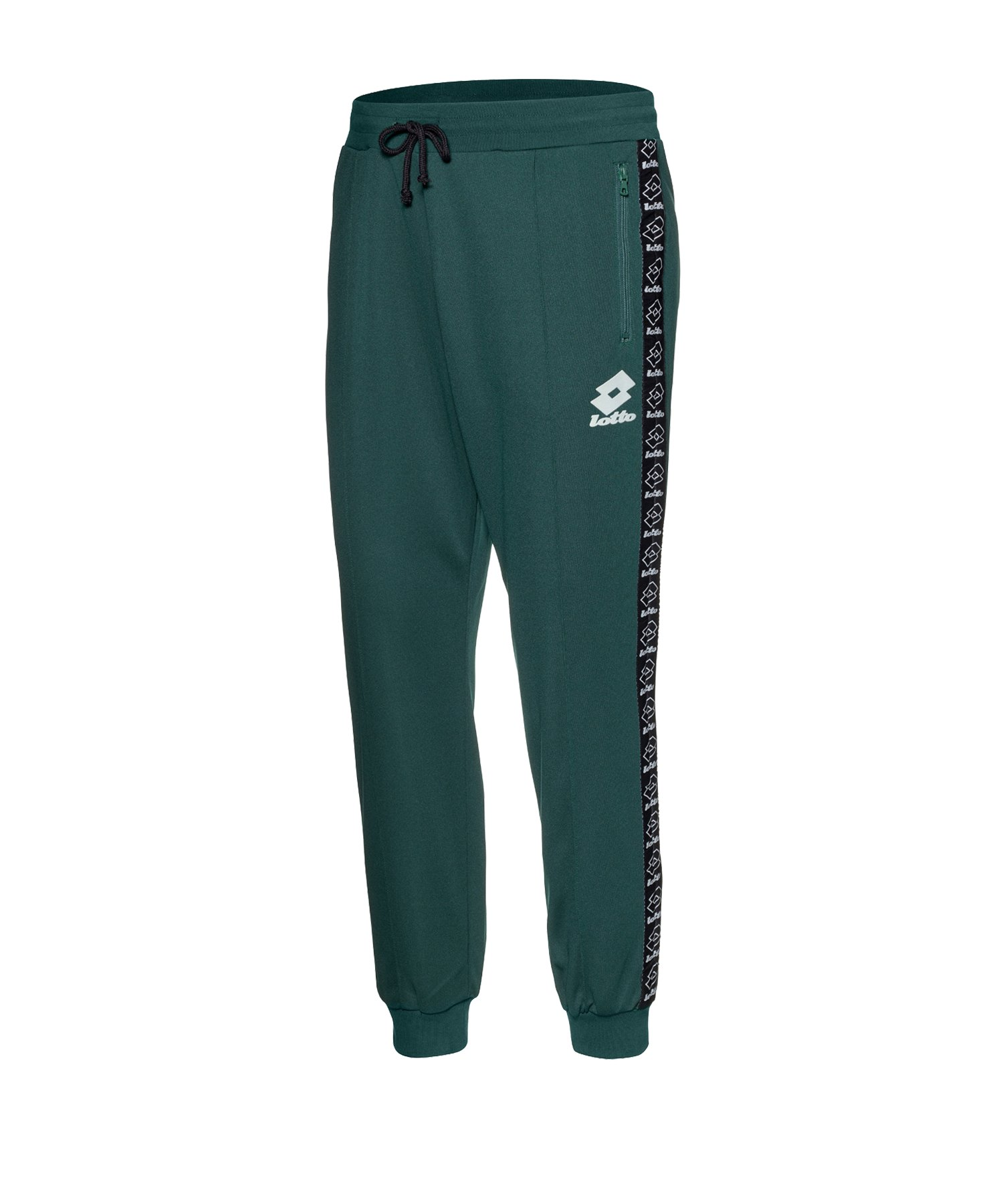 Lotto Athletica II Pants Jogginghose Grün F1EU - gruen