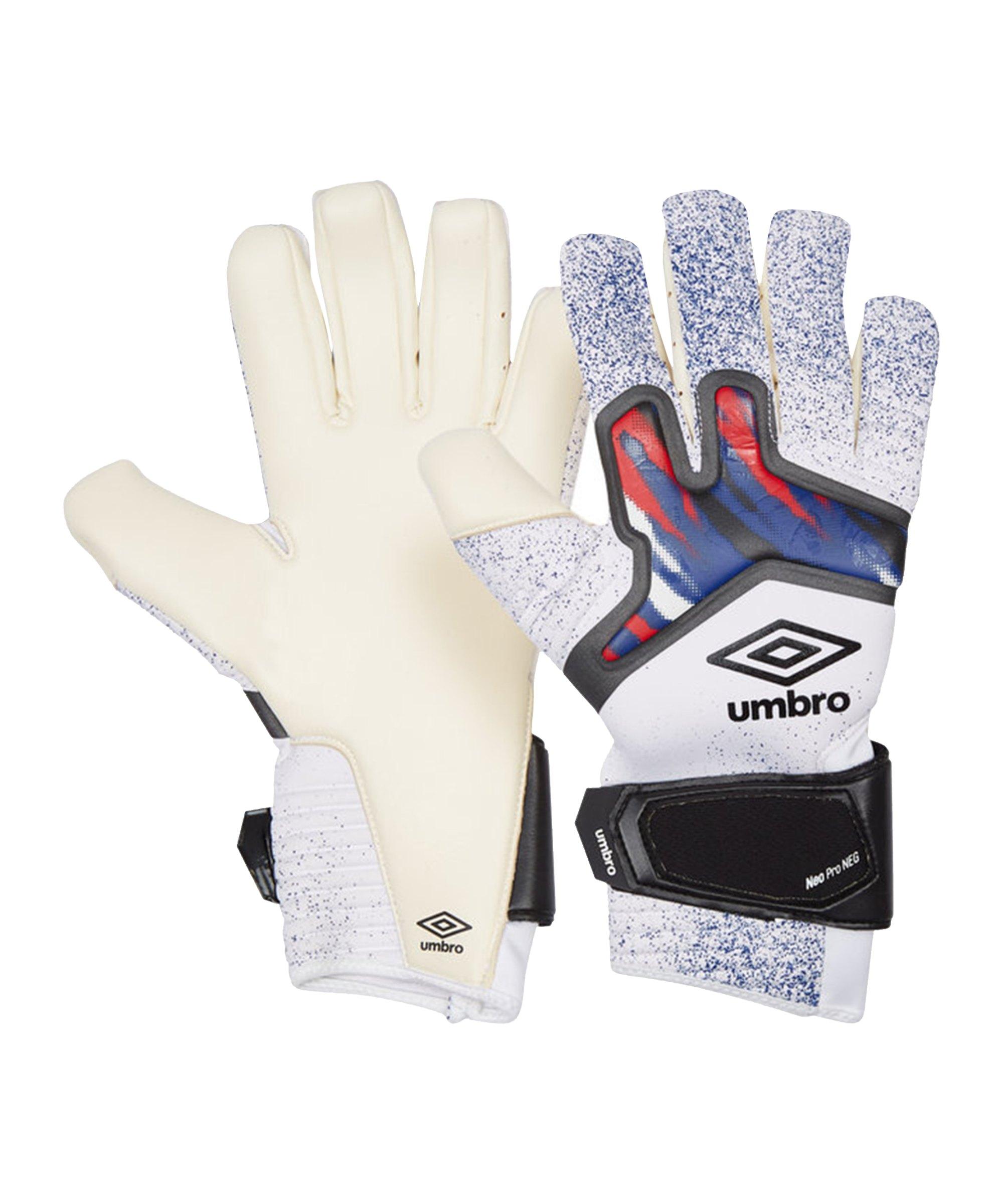 Umbro Neo Pro Neg TW-Handschuh Weiss FKE3 - Weiss