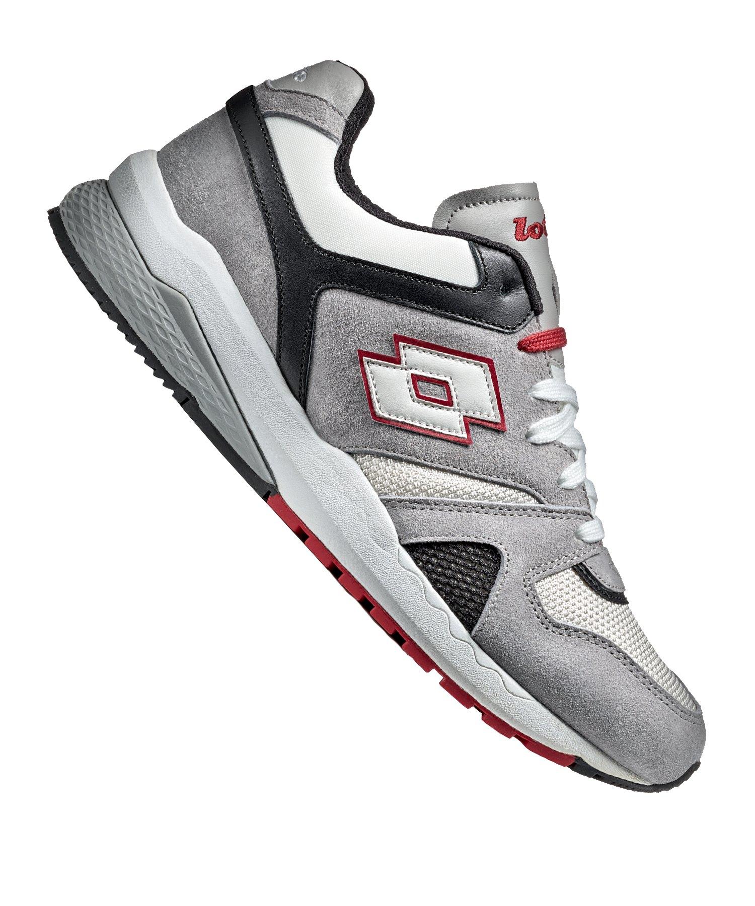 Lotto Marathon Sneaker Grau F1VE - grau
