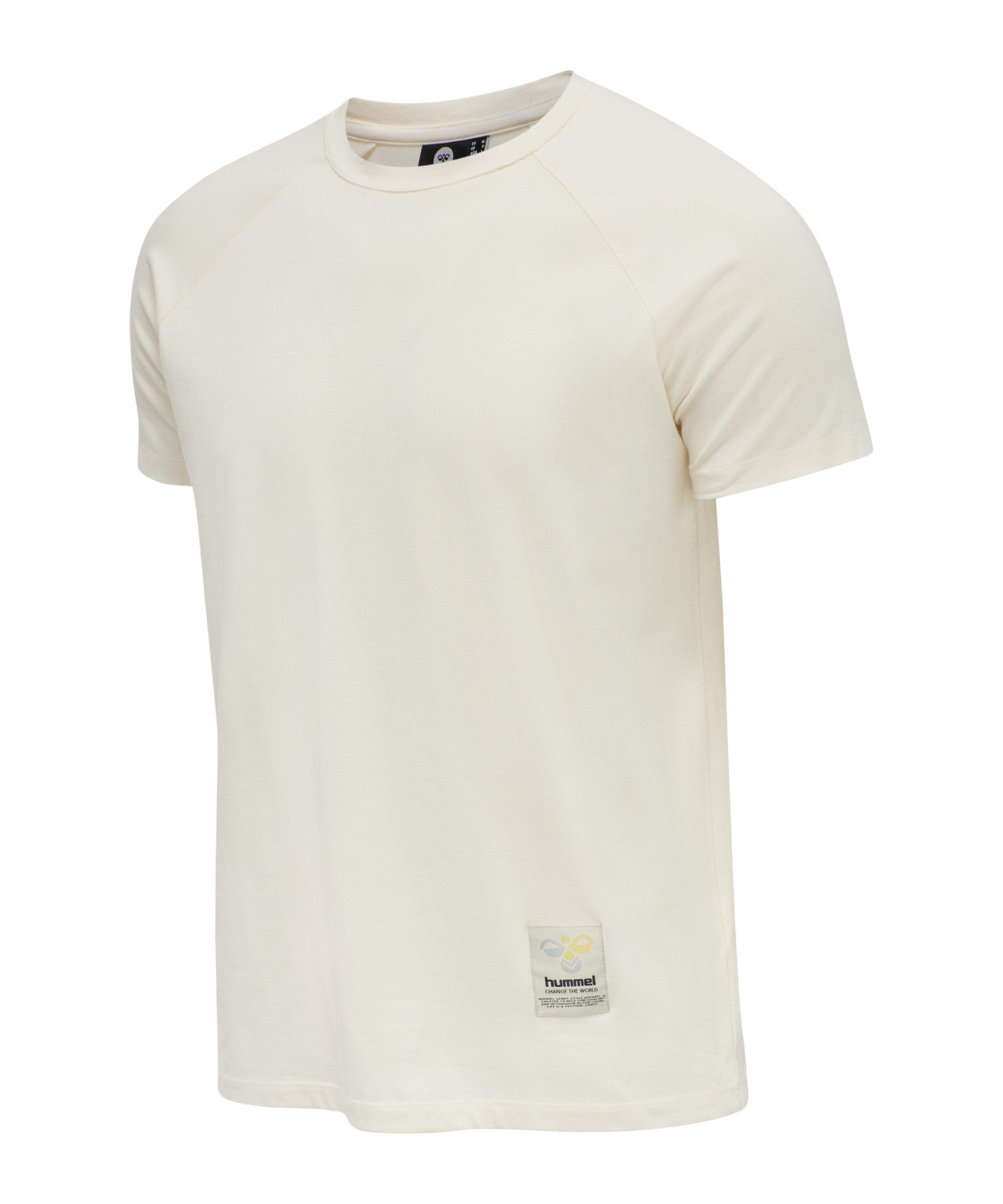 Hummel Jarvan T-Shirt Beige F9078 - beige