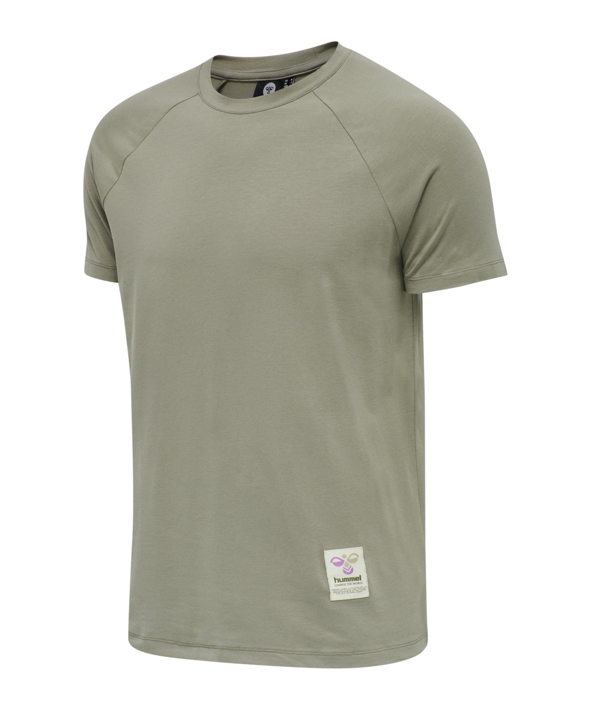 Hummel Jarvan T-Shirt Grau F8062 - grau