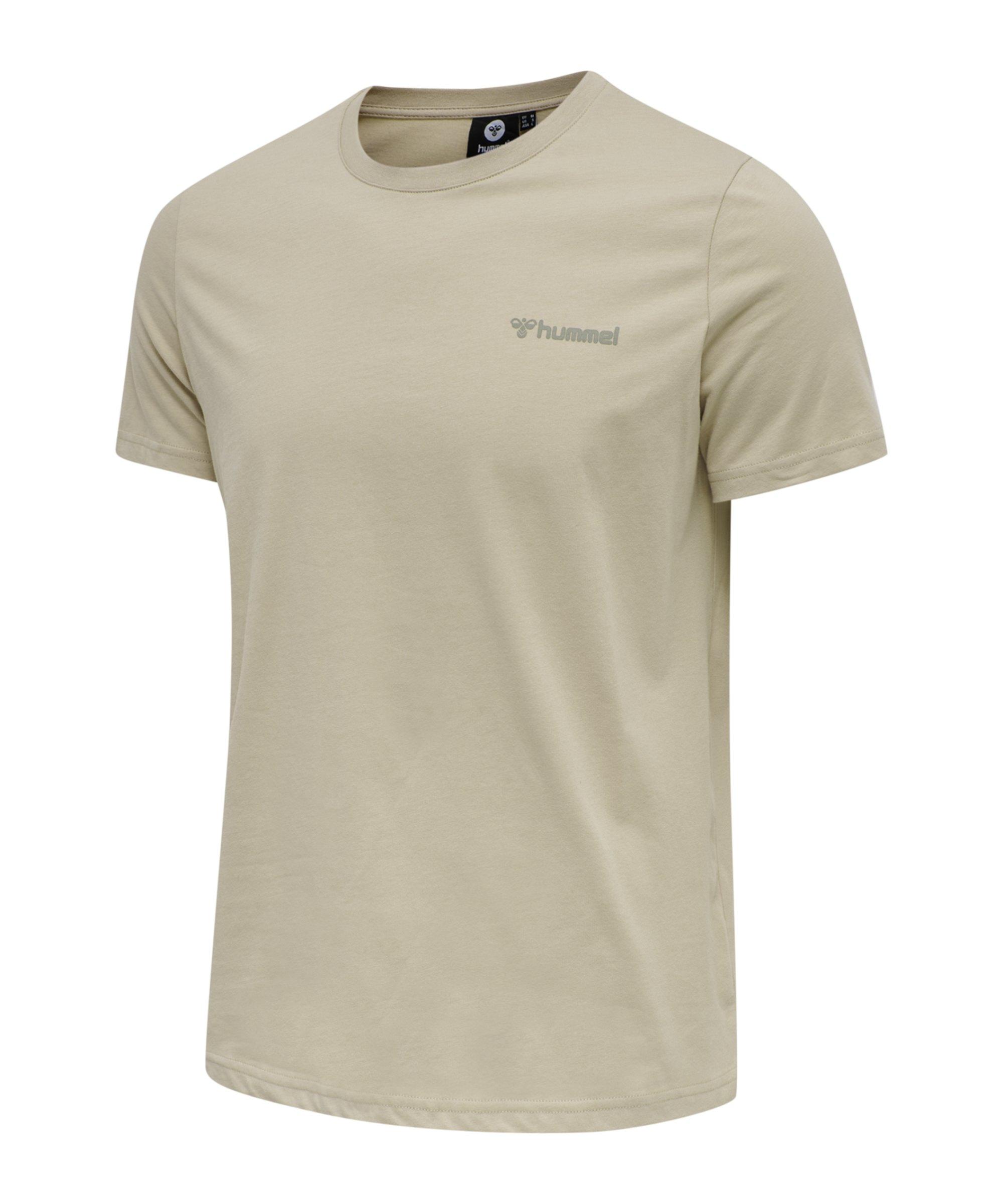 Hummel Toronto T-Shirt Braun F2189 - braun
