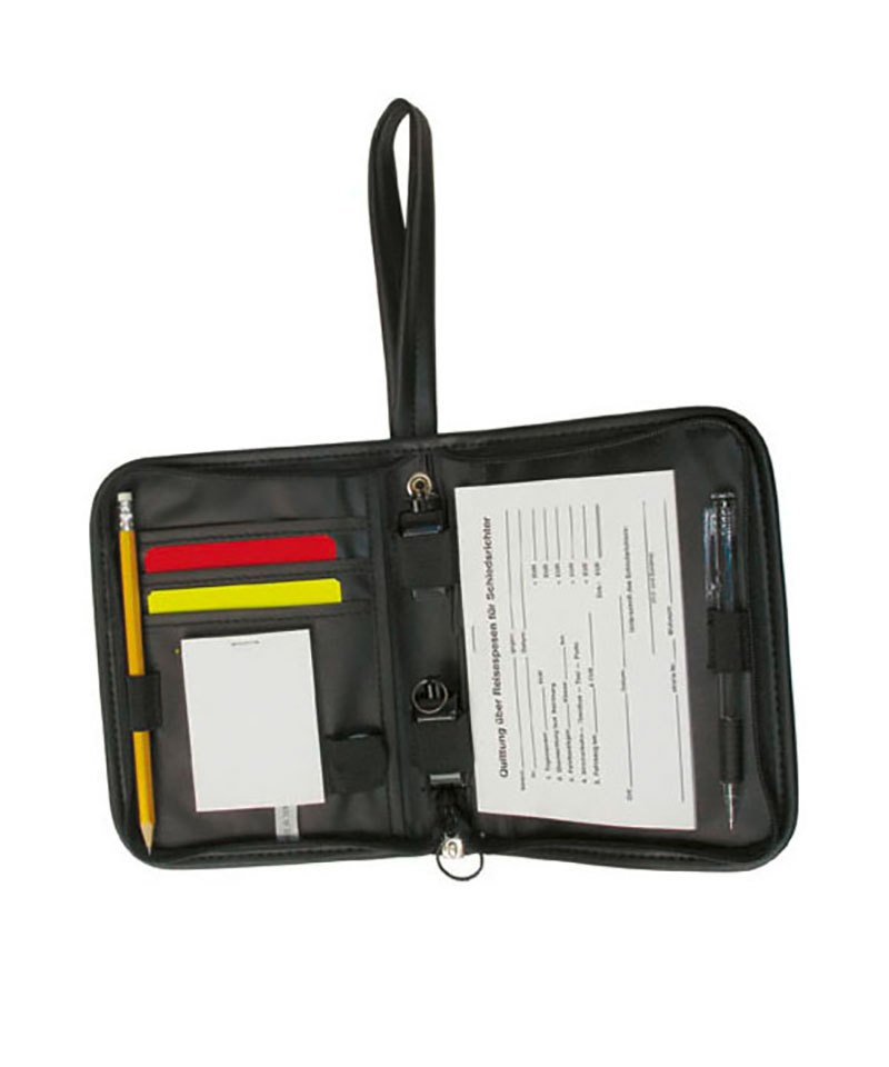 Luxus-Schiedsrichter-Set Jako F08 - schwarz