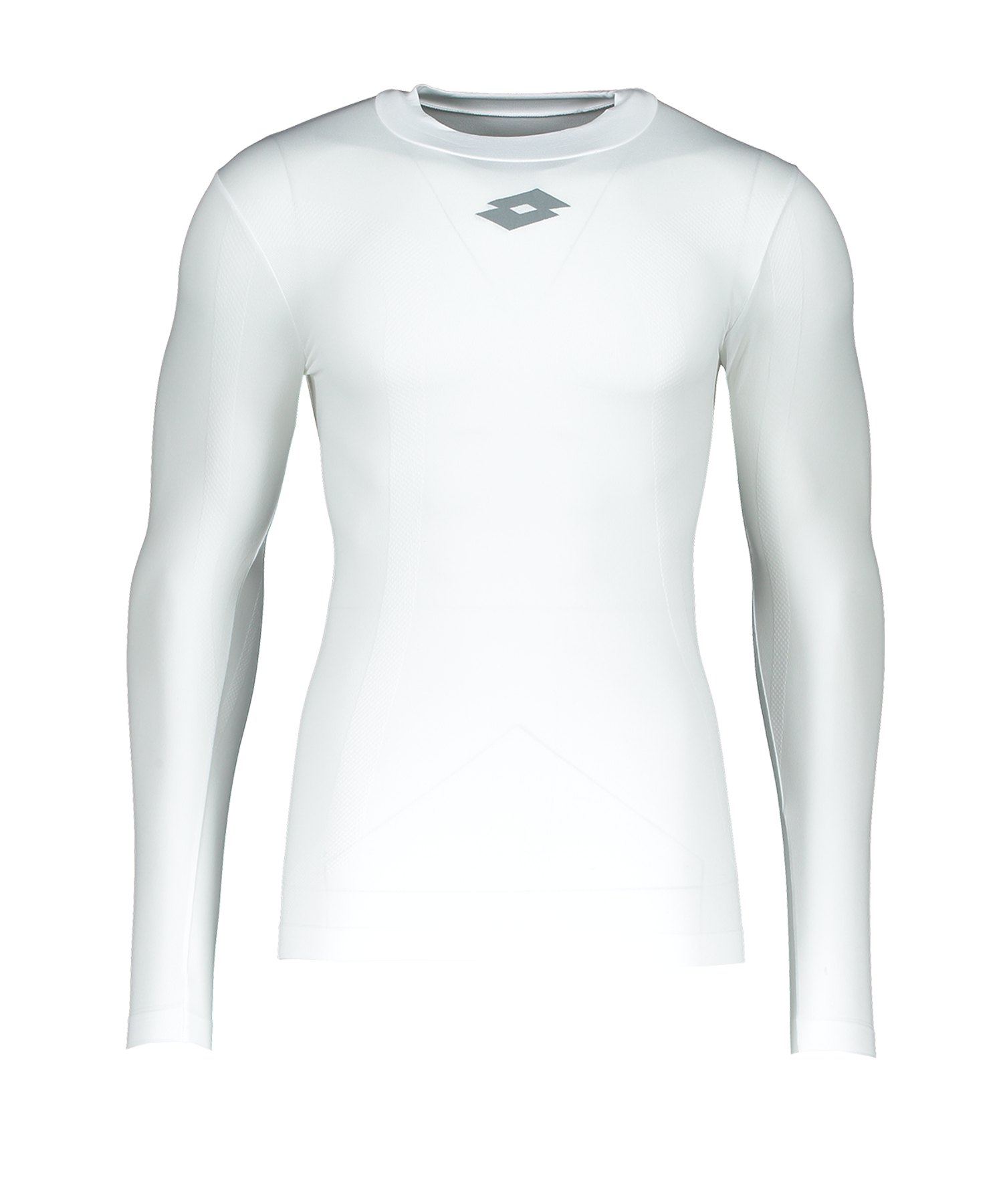 Lotto Delta Top langarm Weiss F0F1 - weiss