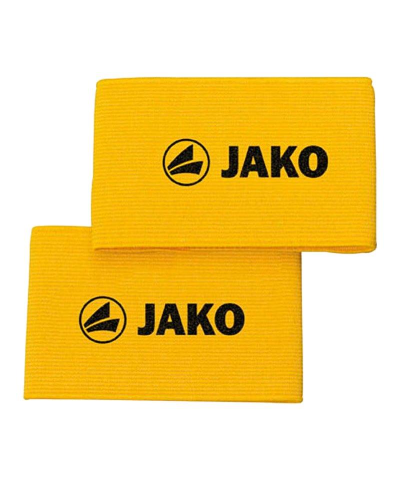 Jako Schienbeinschonerhalter Gelb F03 - gelb