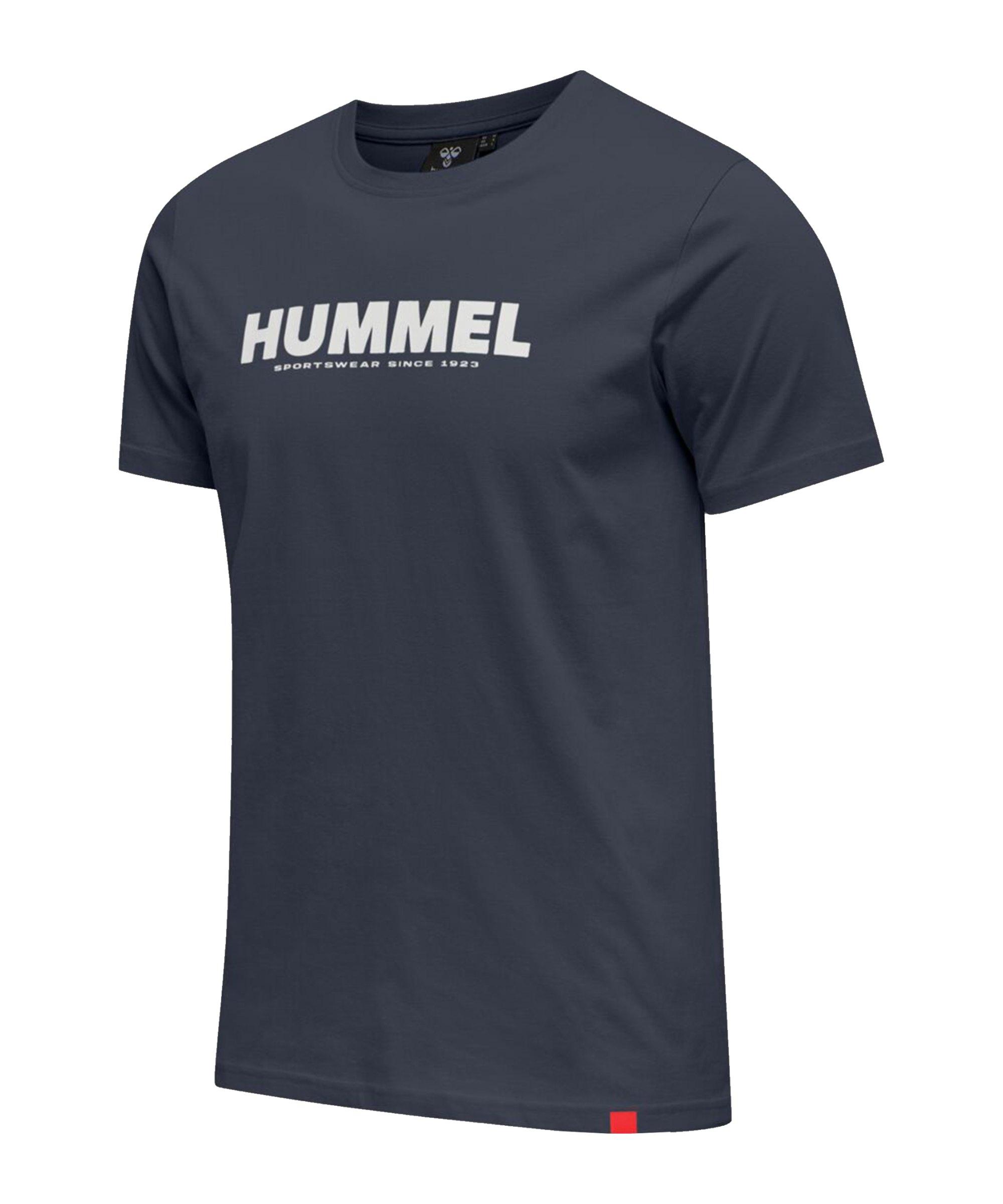 Hummel Legacy T-shirt Blau F7429 - blau