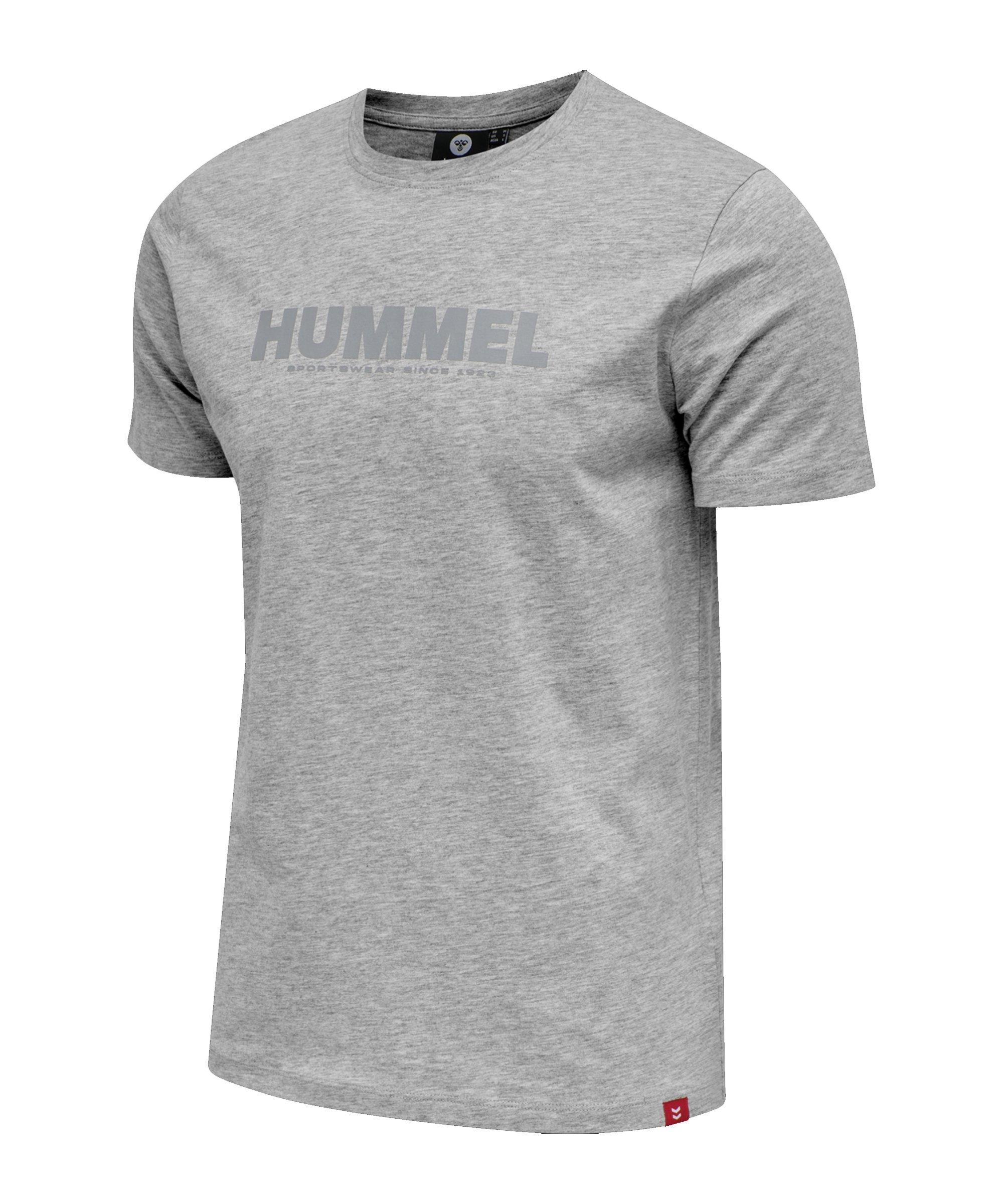 Hummel Legacy T-Shirt Grau F2006 - grau