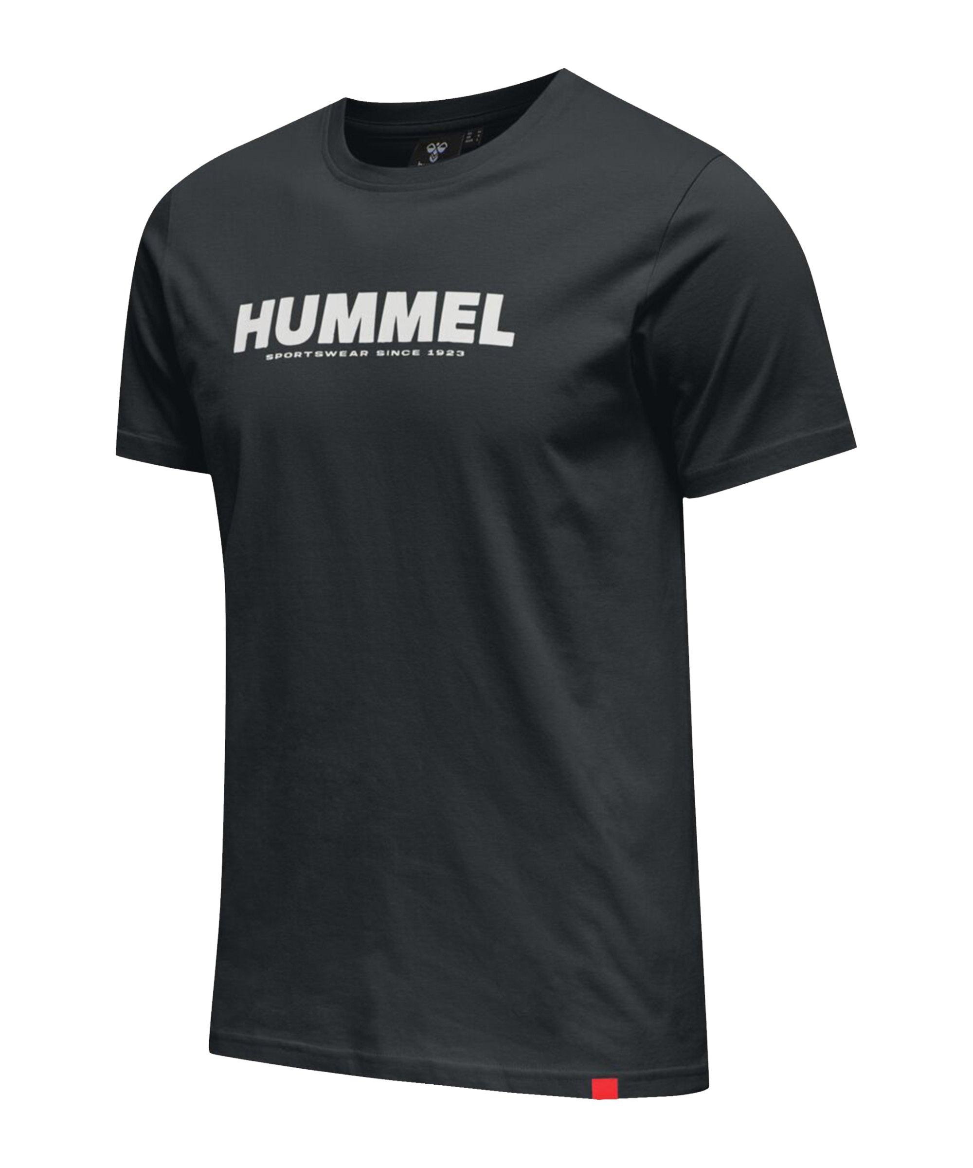 Hummel Legacy T-Shirt Schwarz F2001 - schwarz