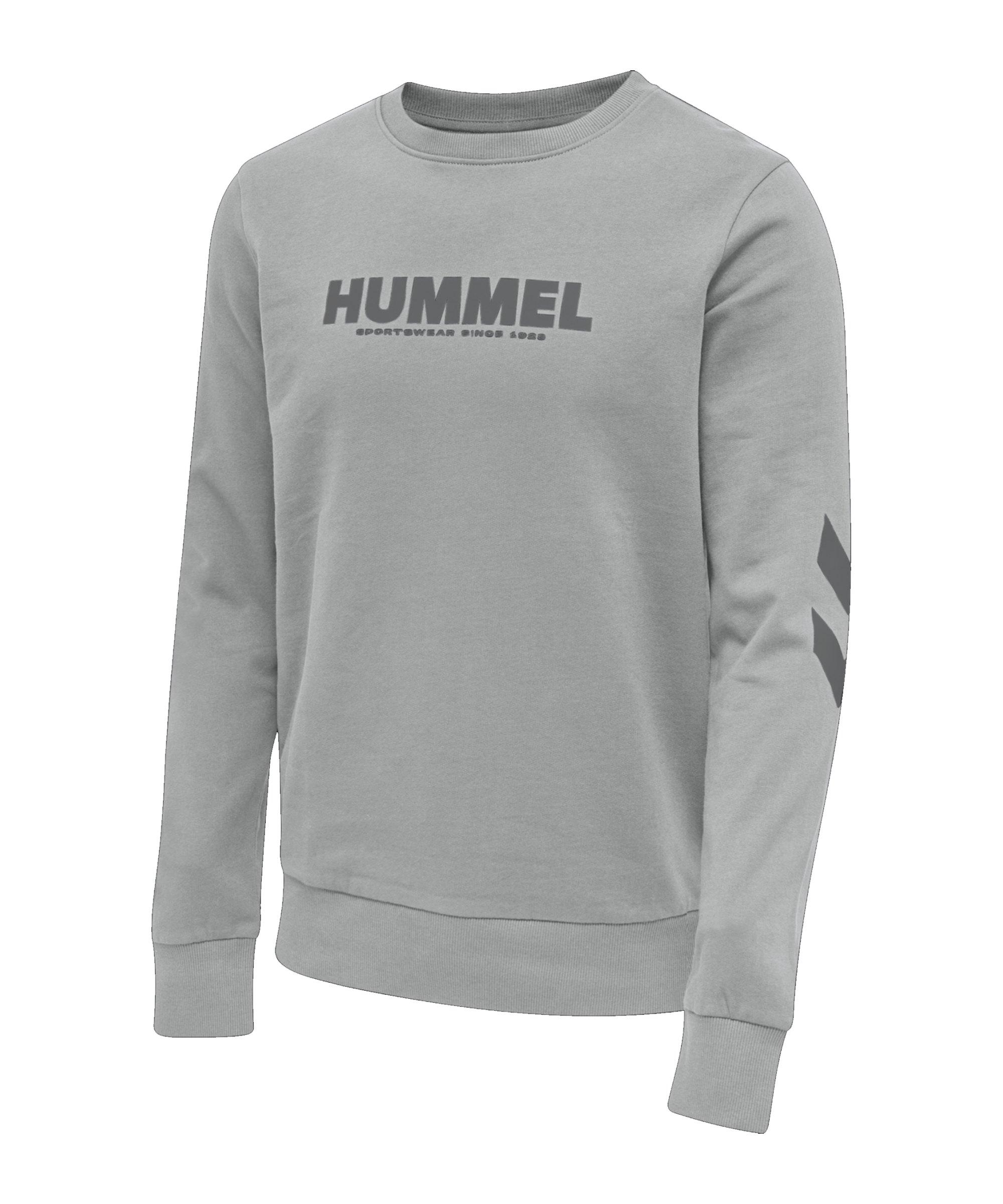 Hummel Legacy Sweatshirt Grau F2006 - grau