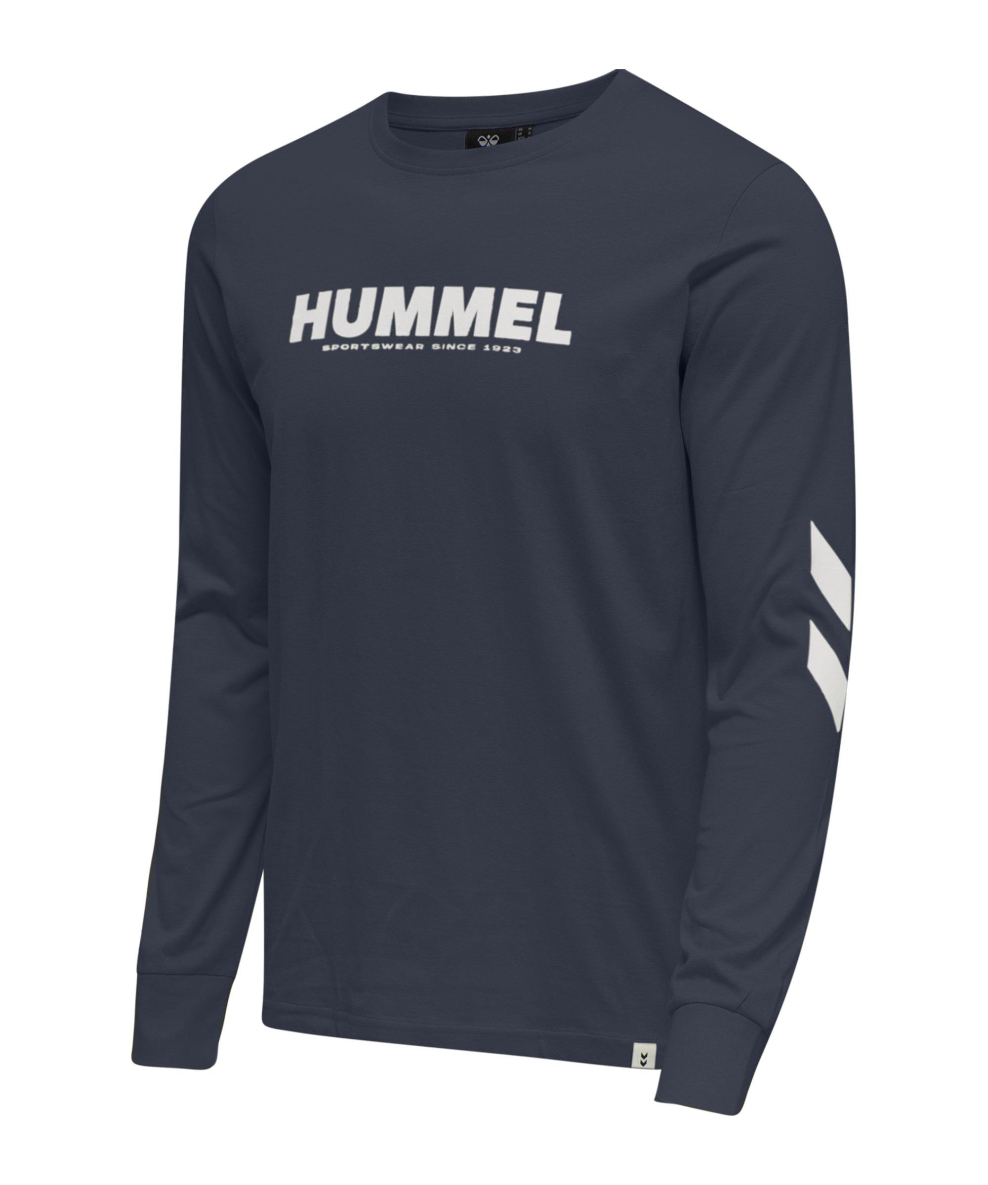 Hummel Legacy Sweatshirt Blau F7429 - blau