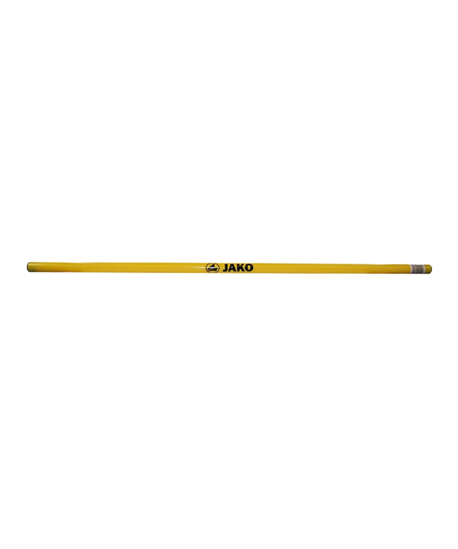 Jako Trainingsstange 1m Gelb F00 - gelb