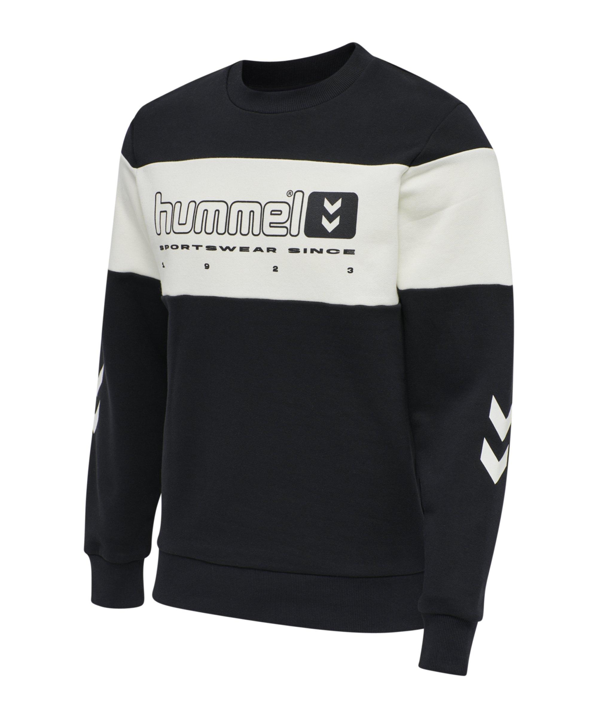 Hummel hmllgc Musa Sweatshirt Schwarz F2001 - schwarz