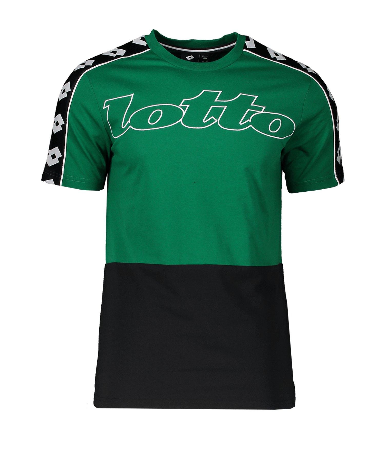 Lotto Athletica Prime Tee T-Shirt Grün F5PH - gruen
