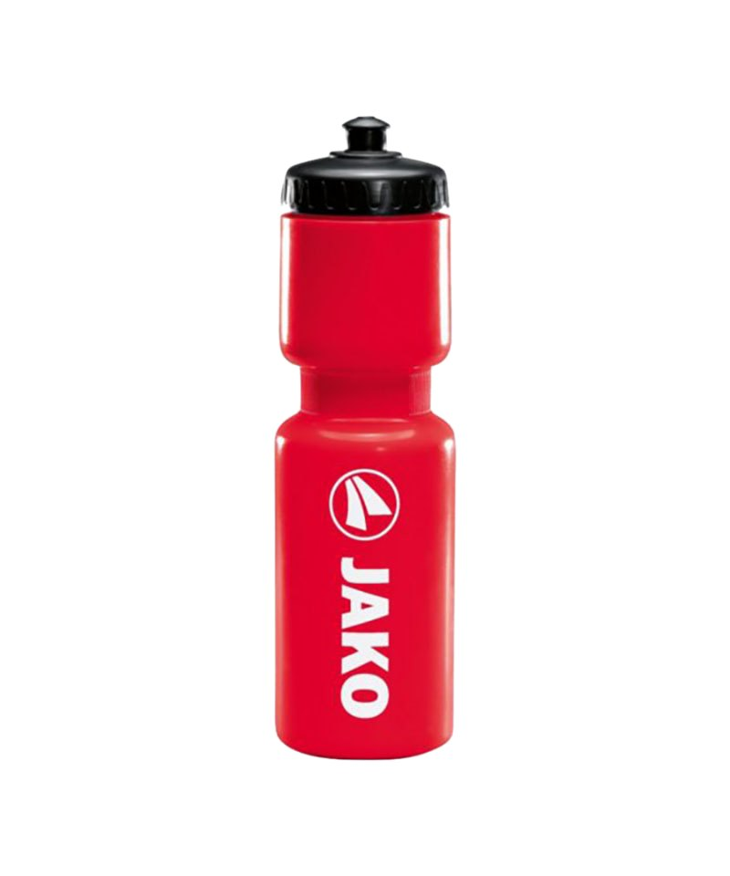 Jako Trinkflasche F01 Rot Weiss Schwarz - rot