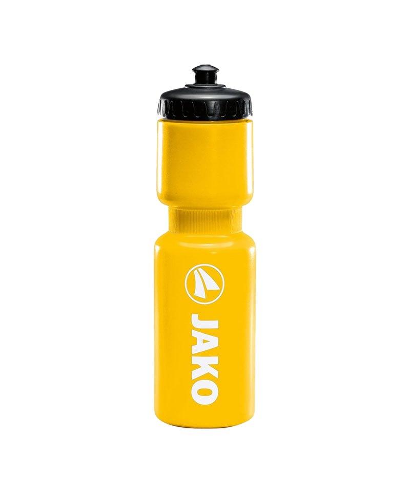 Jako Trinkflasche F03 Gelb Weiss Schwarz - gelb