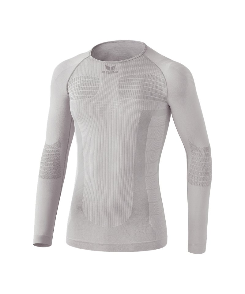 Erima Functional Longsleeve Shirt Kids Weiss - weiss
