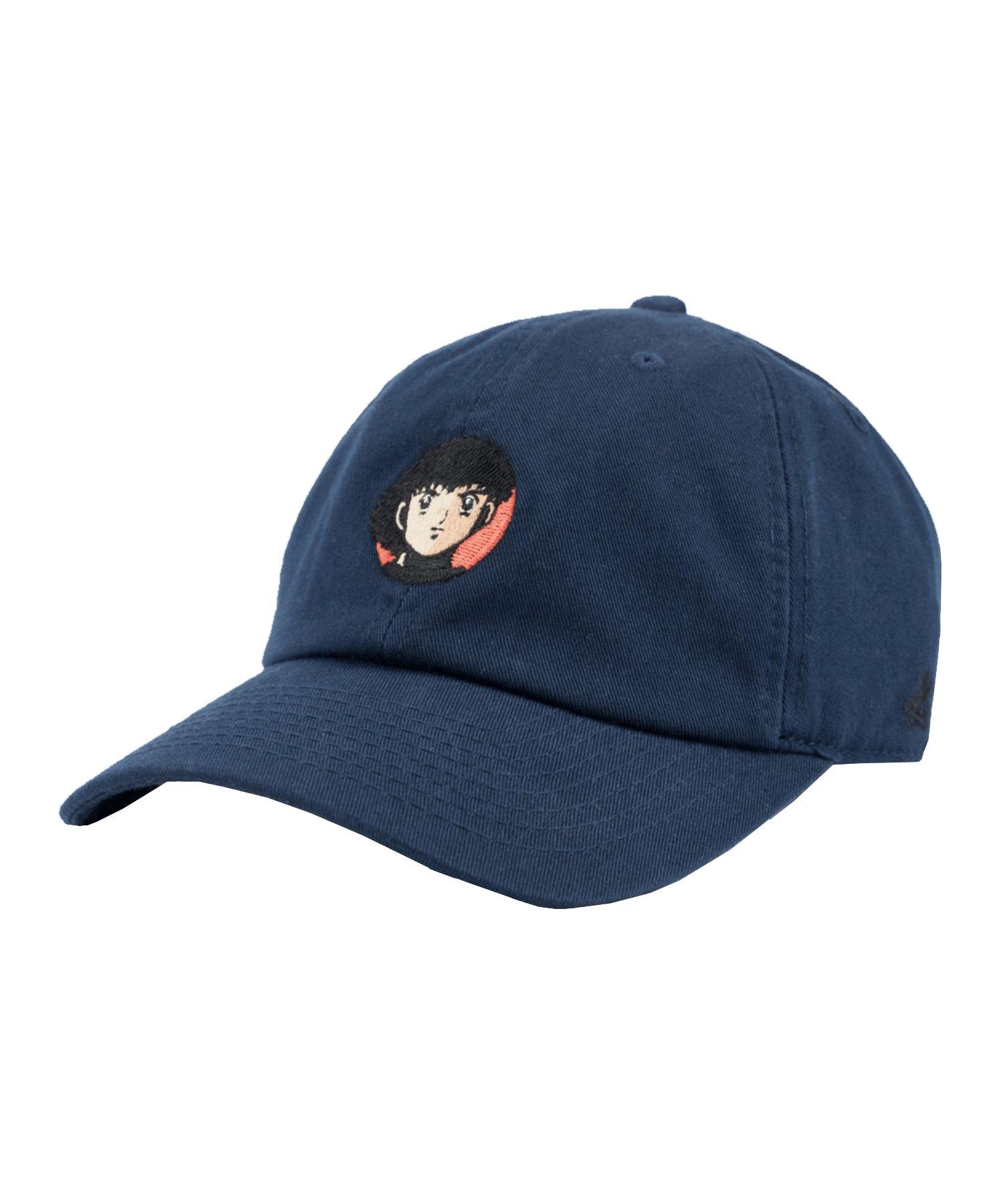 L&L Captain Tsubasa Icon 09 Polo Cap Blau - blau