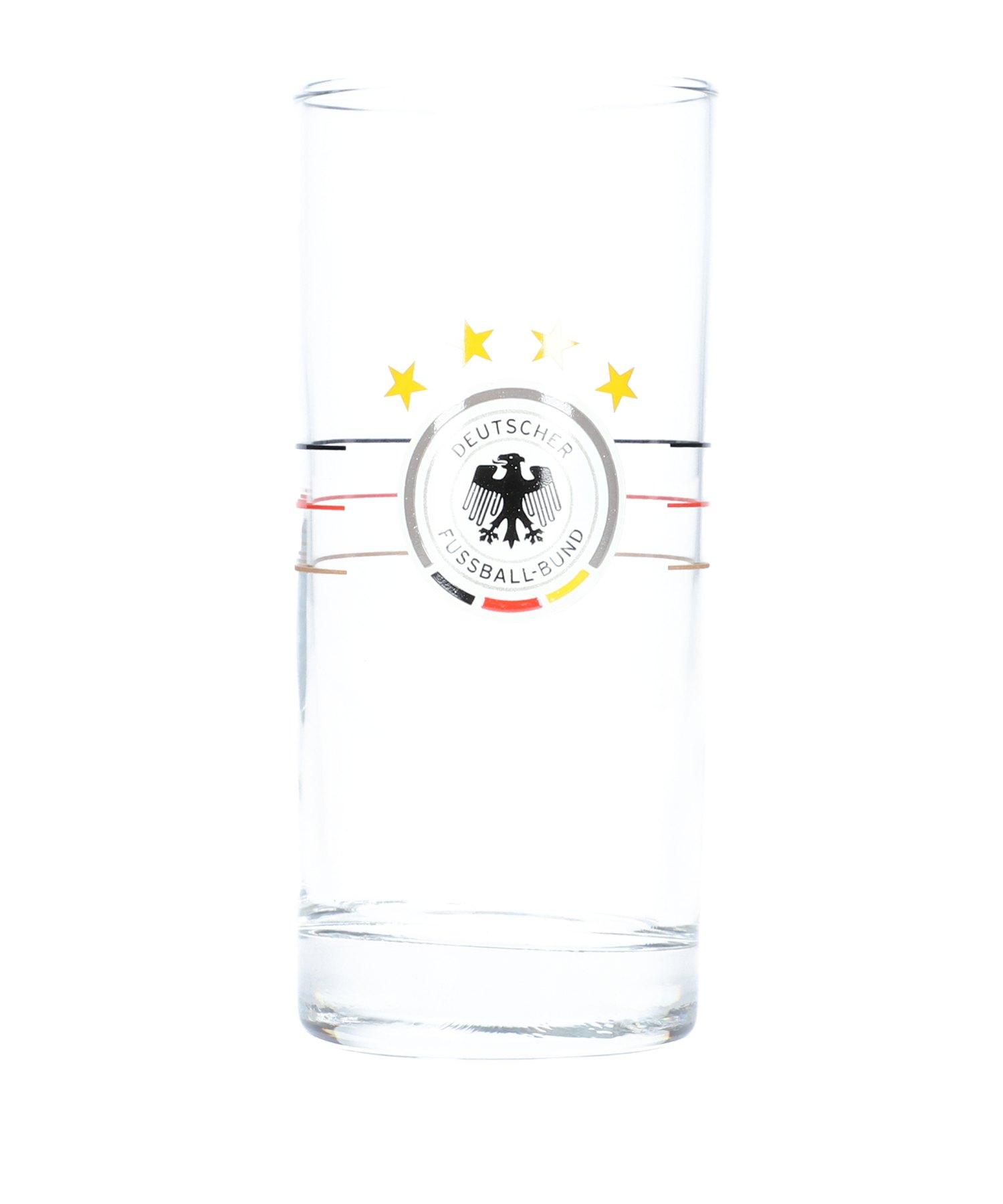 DFB Deutschland 2er Set Trinkgläser Weiss - Weiss