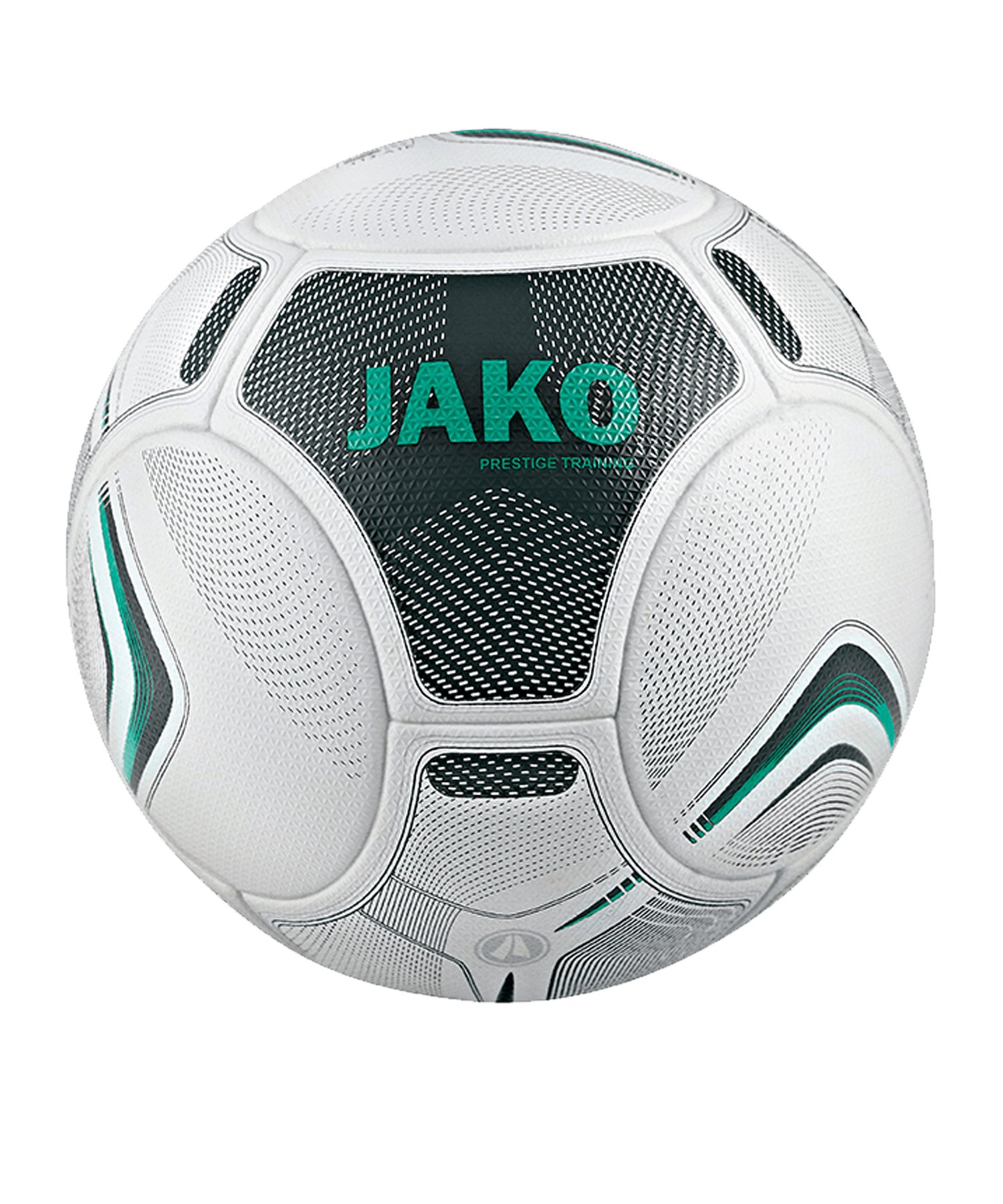 JAKO Prestige Trainingsball Weiss F24 - weiss