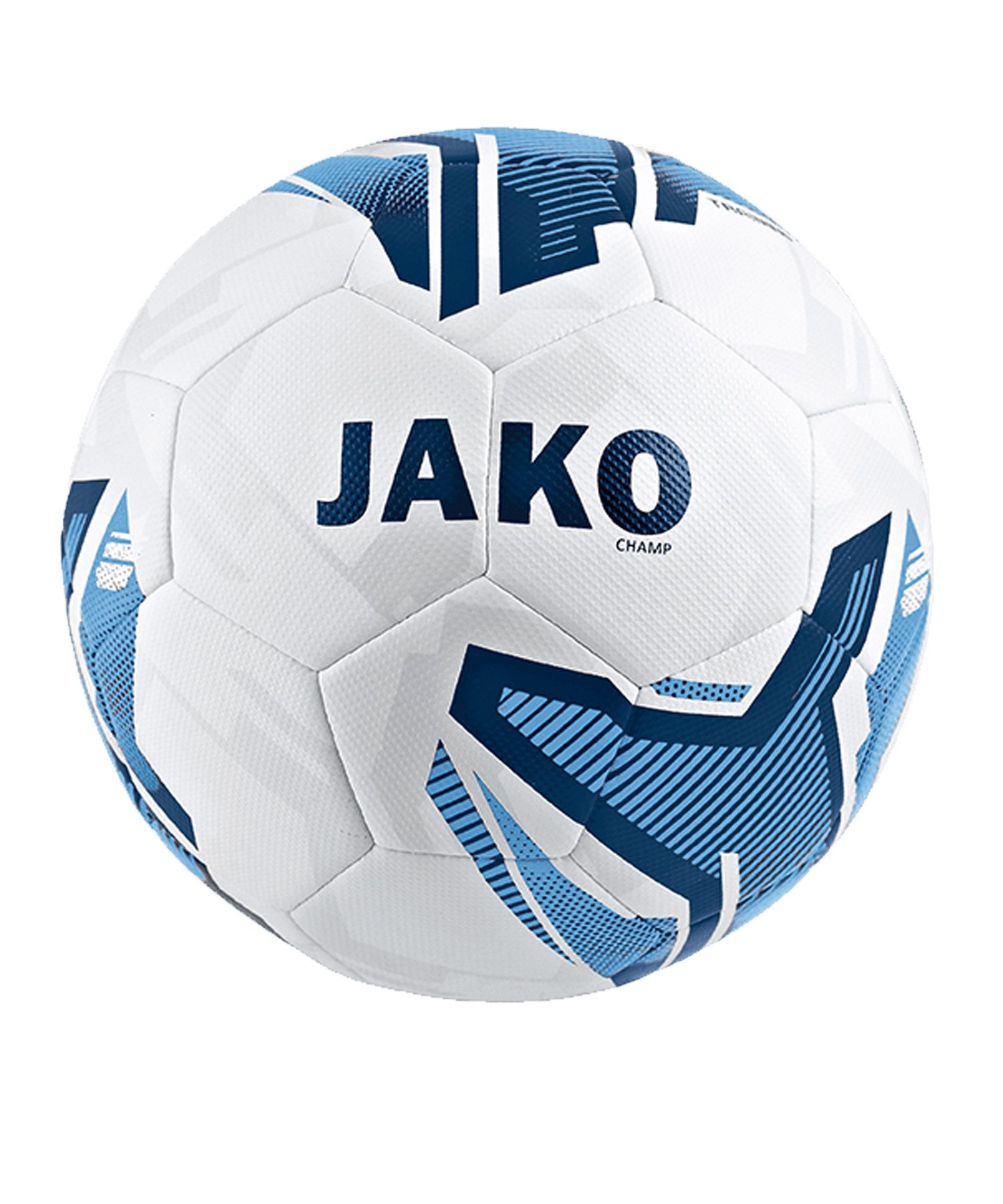 JAKO Champ Trainingsball Weiss F45 - weiss