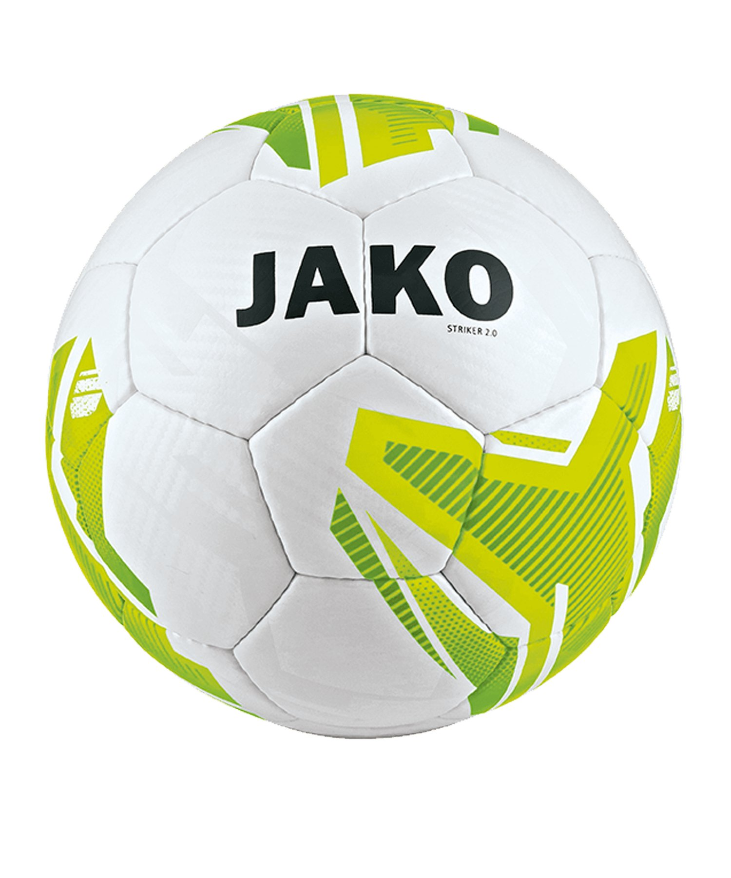 JAKO Striker 2.0 Trainingsball Weiss F31 - weiss
