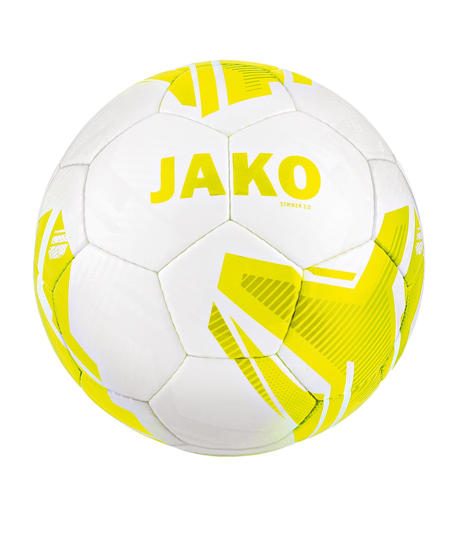 Jako Striker 2.0 Lightball MS 290 Gramm Gr. 3 F00 - Weiss
