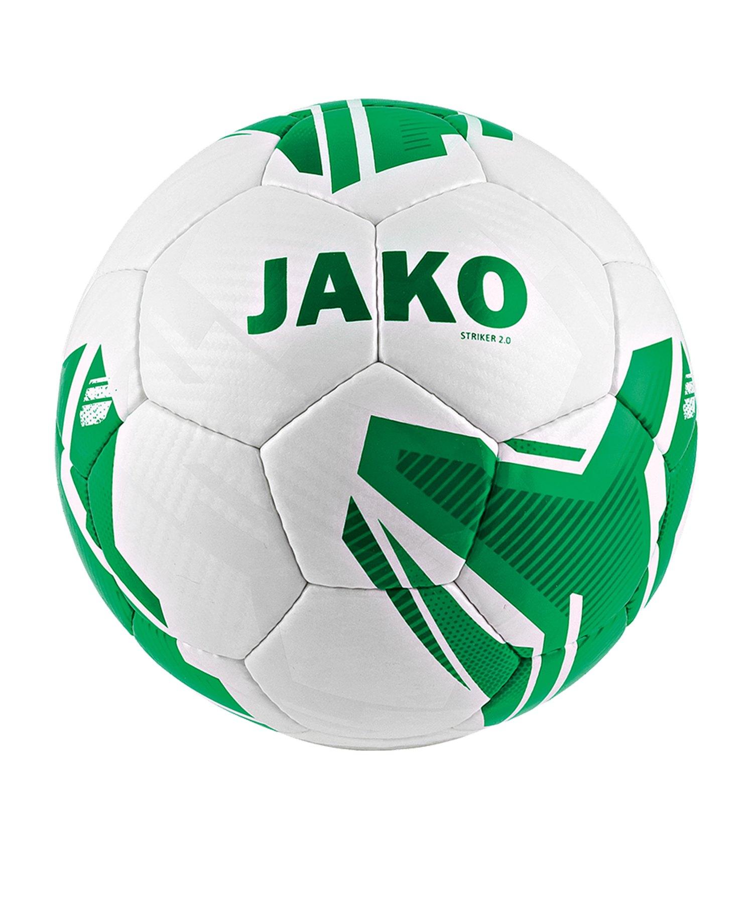 Jako Striker 2.0 Lightball HS 290 Gramm Gr. 3 F00 - Weiss