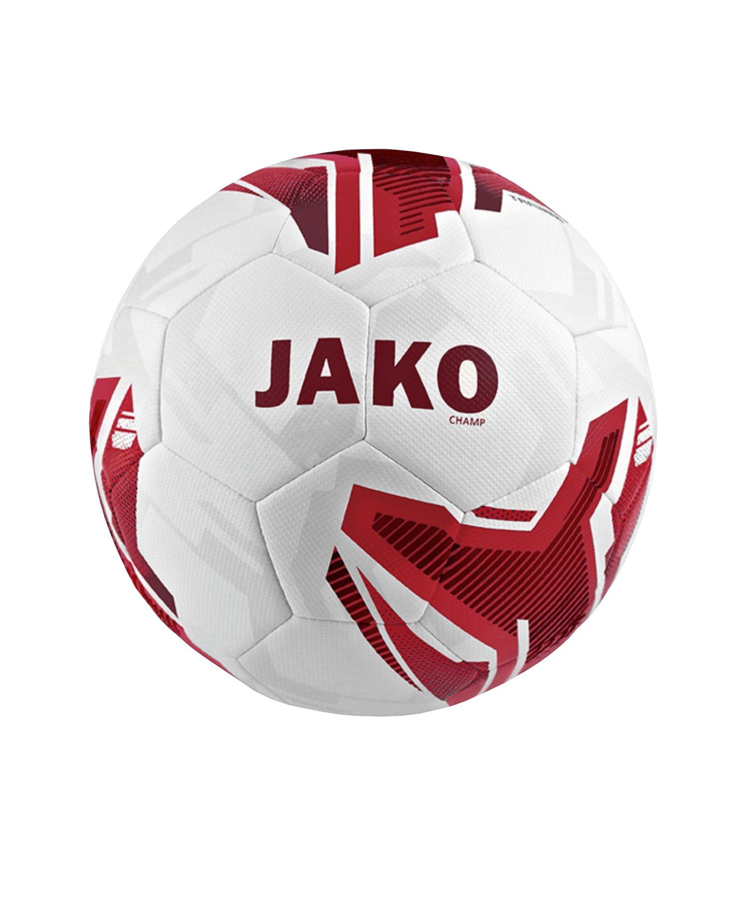 JAKO Champ Lightball Hybrid 290 Gr. Gr.3 Weiss F01 - weiss