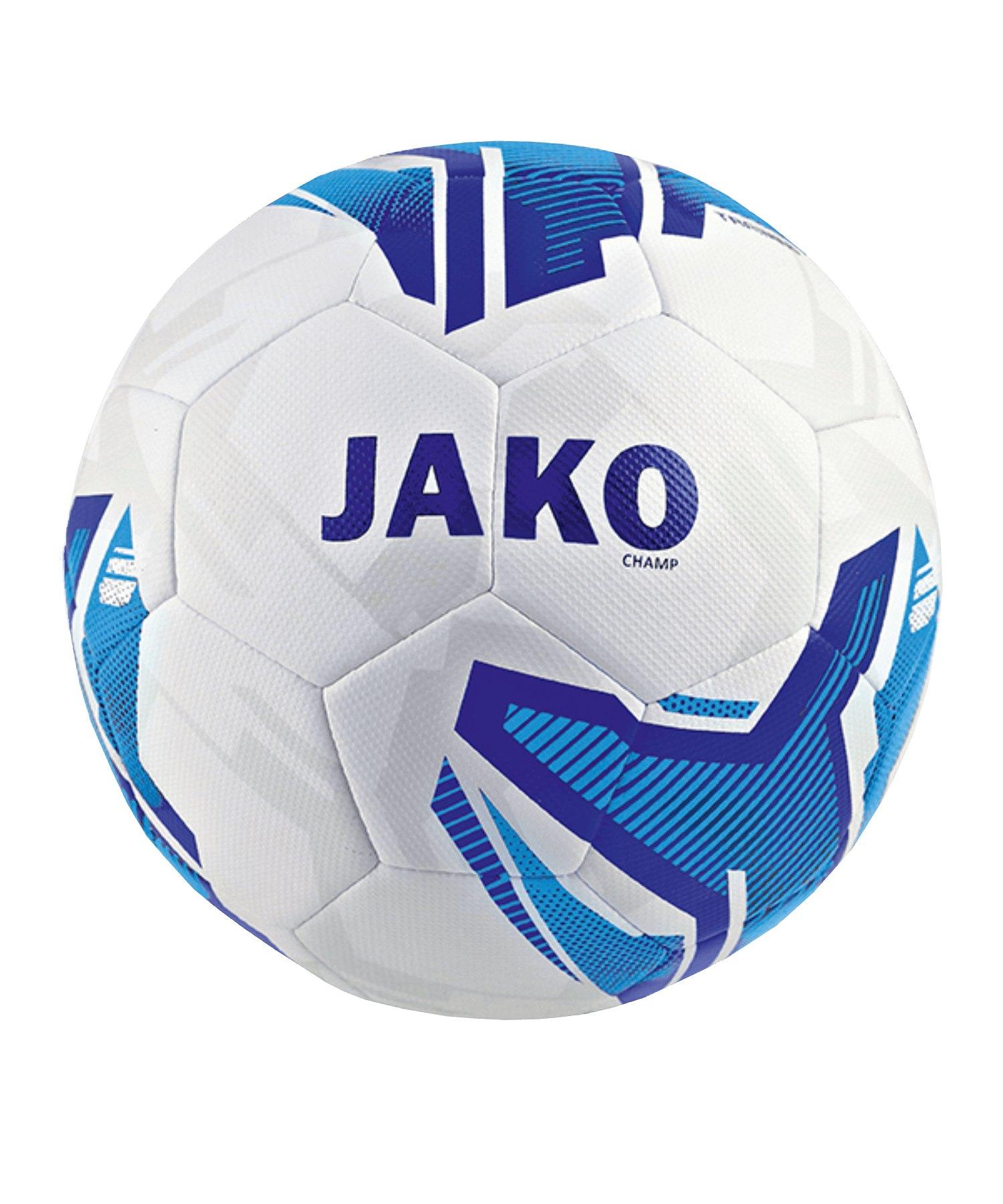 JAKO Champ Lightball Hybrid 290 Gr. Gr.5 Weiss F04 - weiss