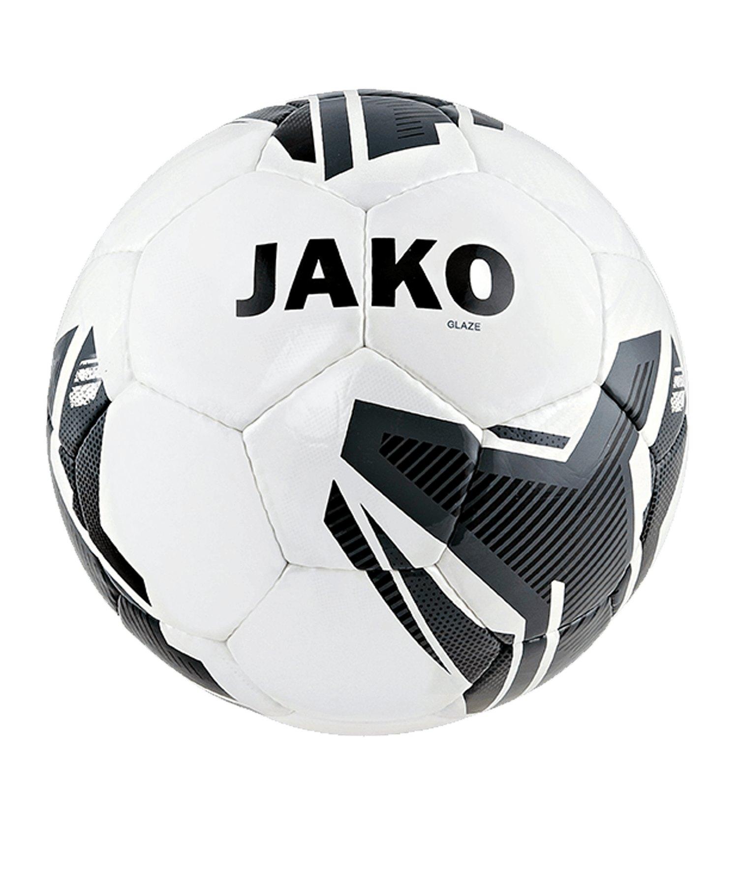 JAKO Glaze Lightball 290 Gramm Gr. 5 Weiss F03 - weiss