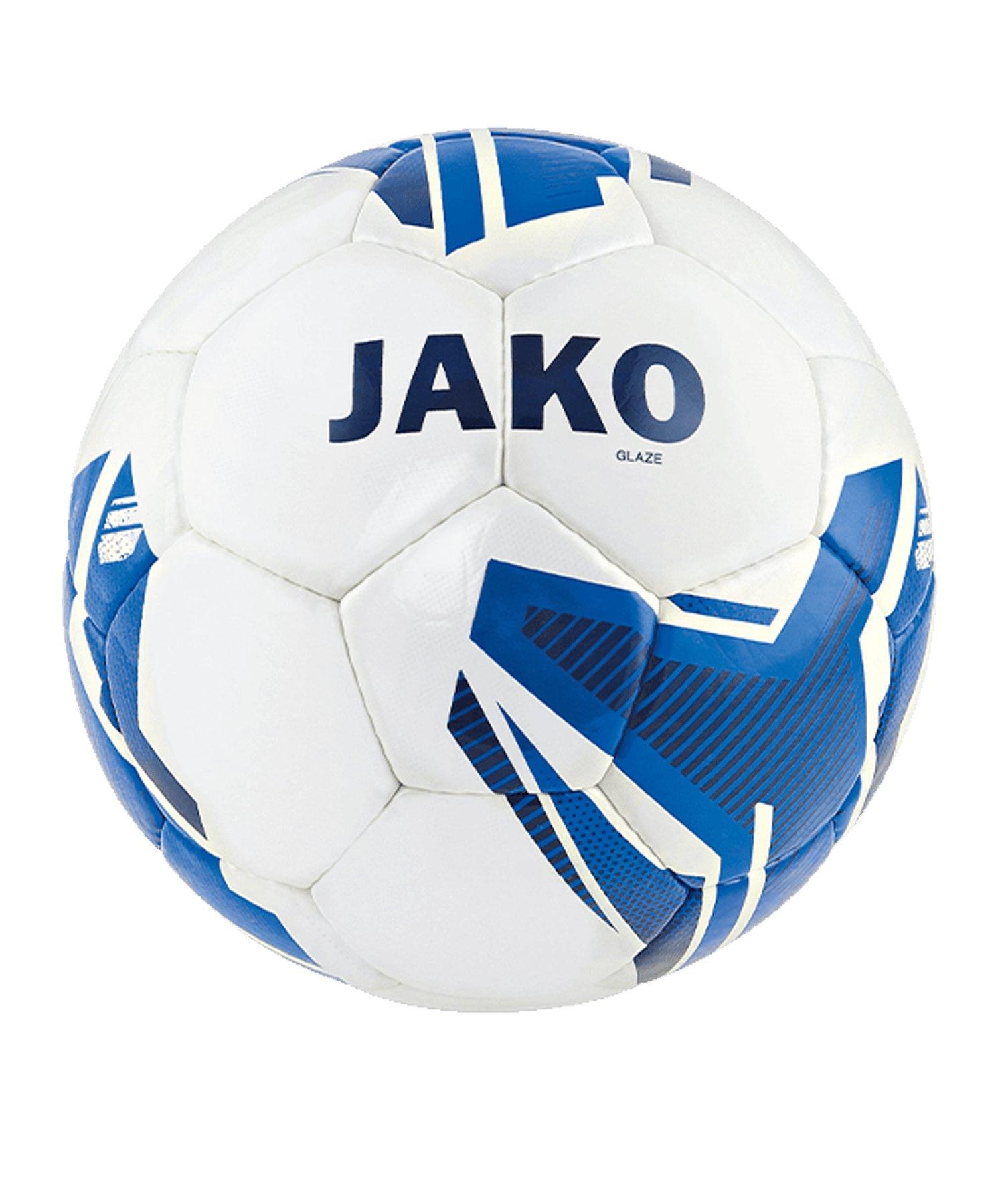 JAKO Glaze Lightball 350 Gramm Gr. 4 Weiss F02 - weiss