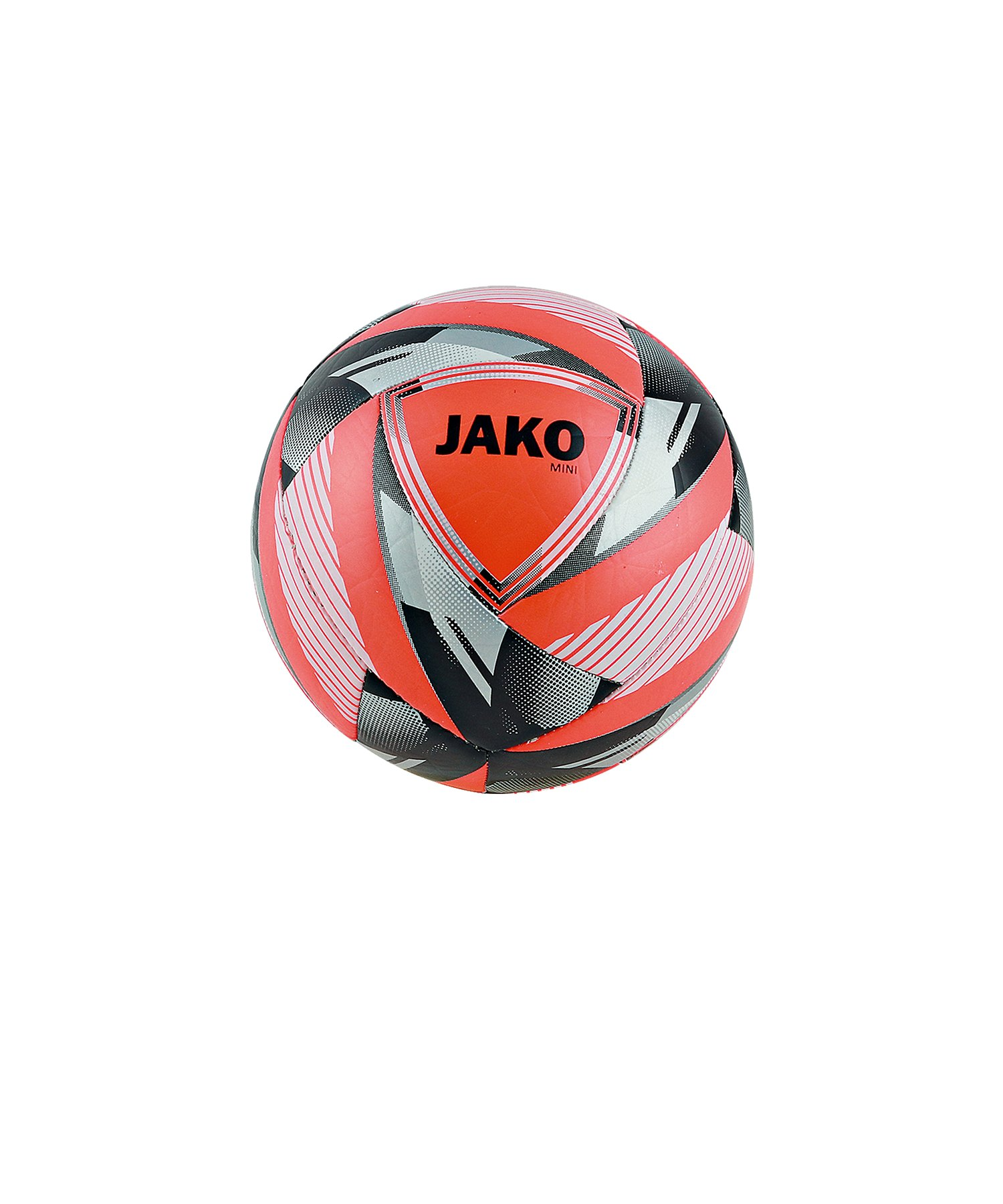Jako Miniball Neon Orange Silber F18 - Orange