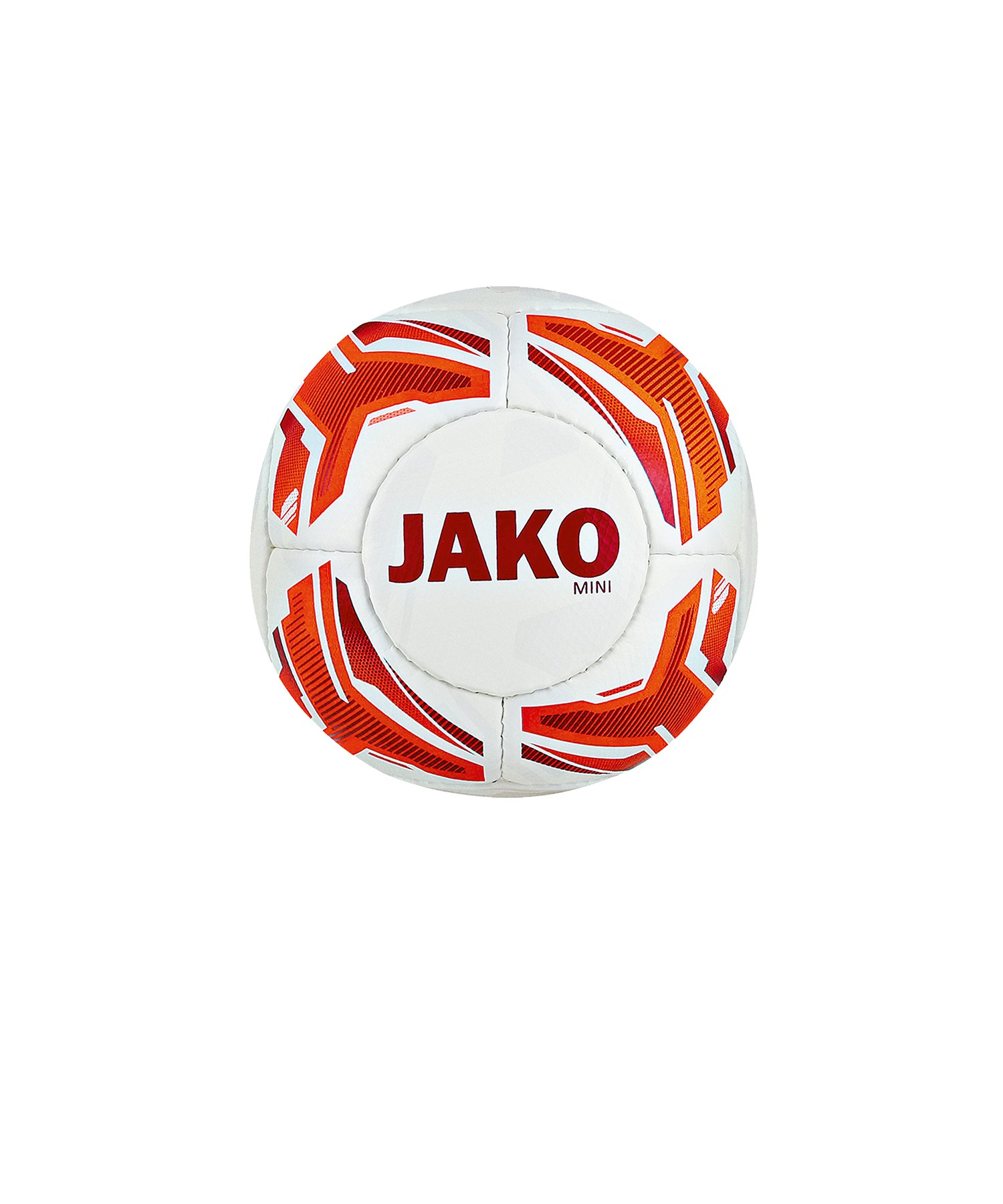 Jako Striker Miniball Weiss Orange Rot F19 - Orange