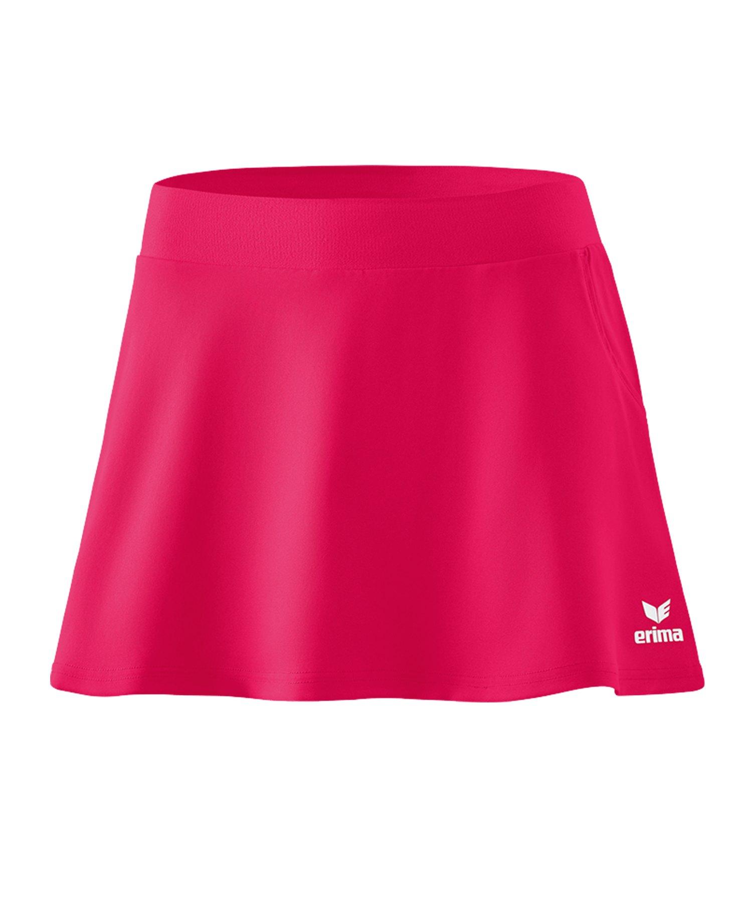 Erima Erima Tennisrock Kids Rosa - rosa