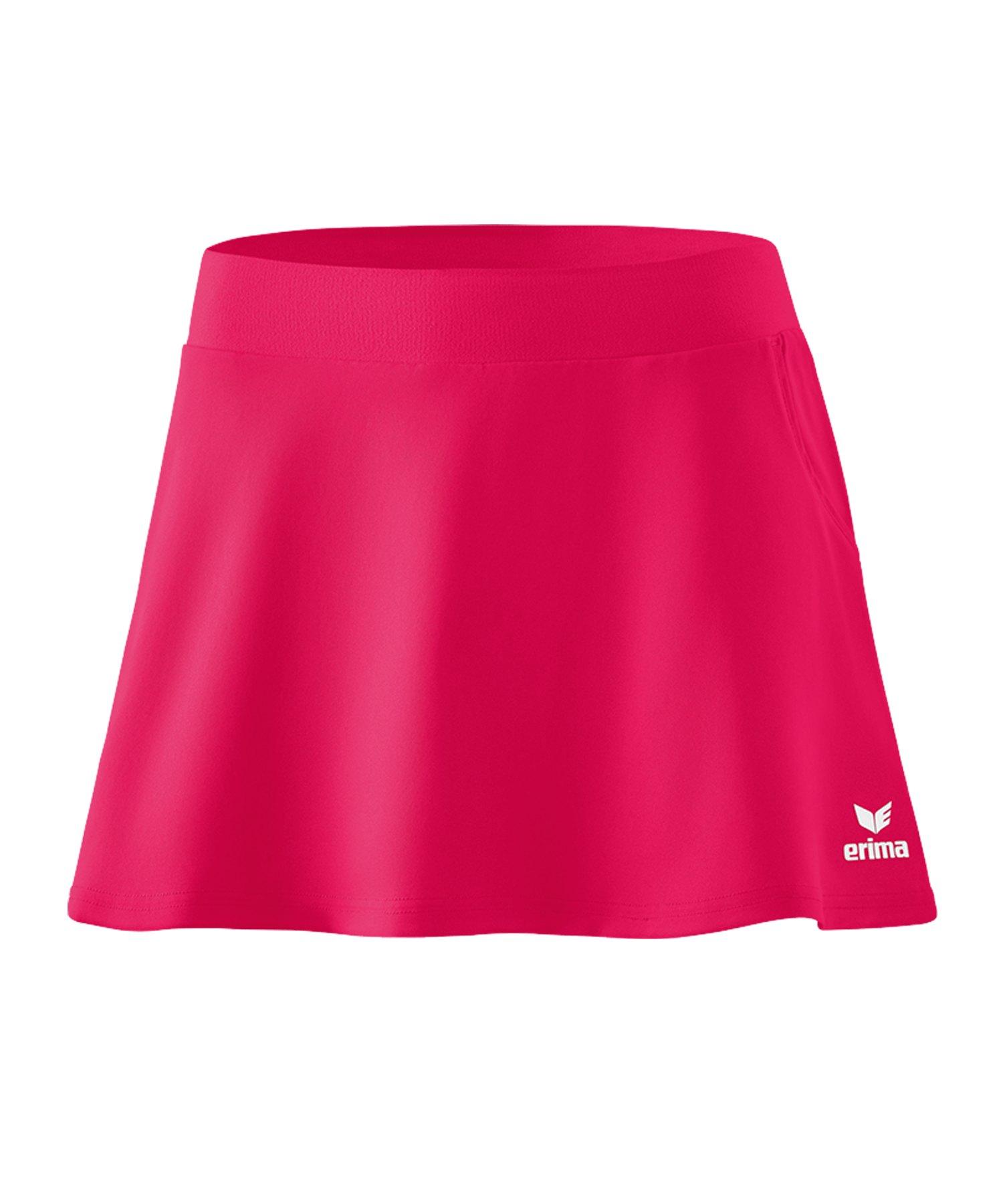 Erima Erima Tennisrock Damen Rosa - rosa