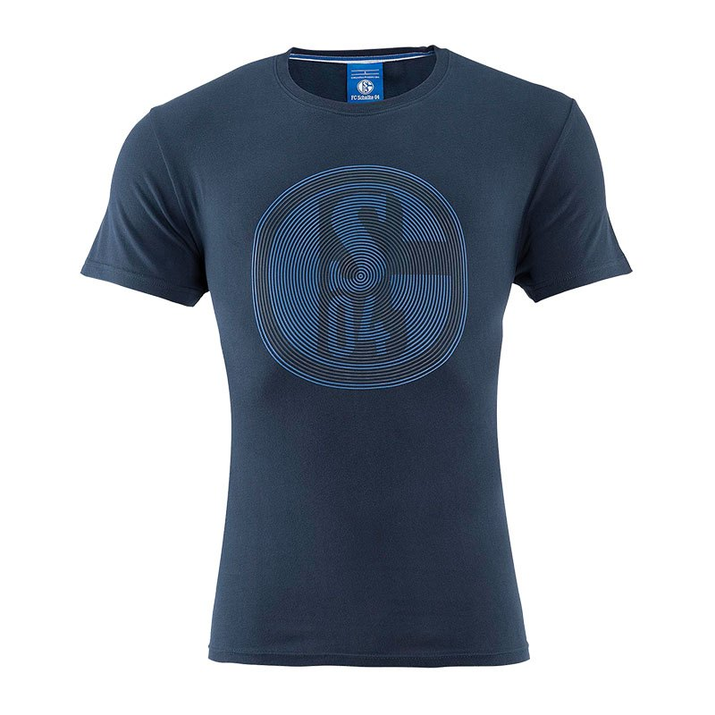 FC Schalke 04 Classic T-Shirt Blau - blau