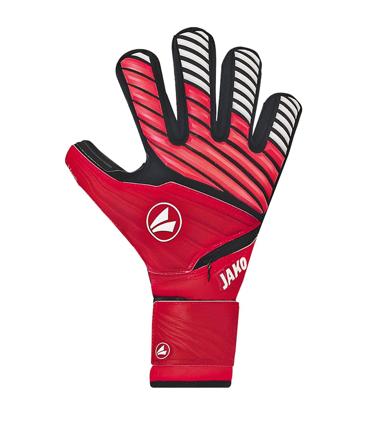 Jako Champ Giga WRC Protection TW-Handschuh F01 - rot