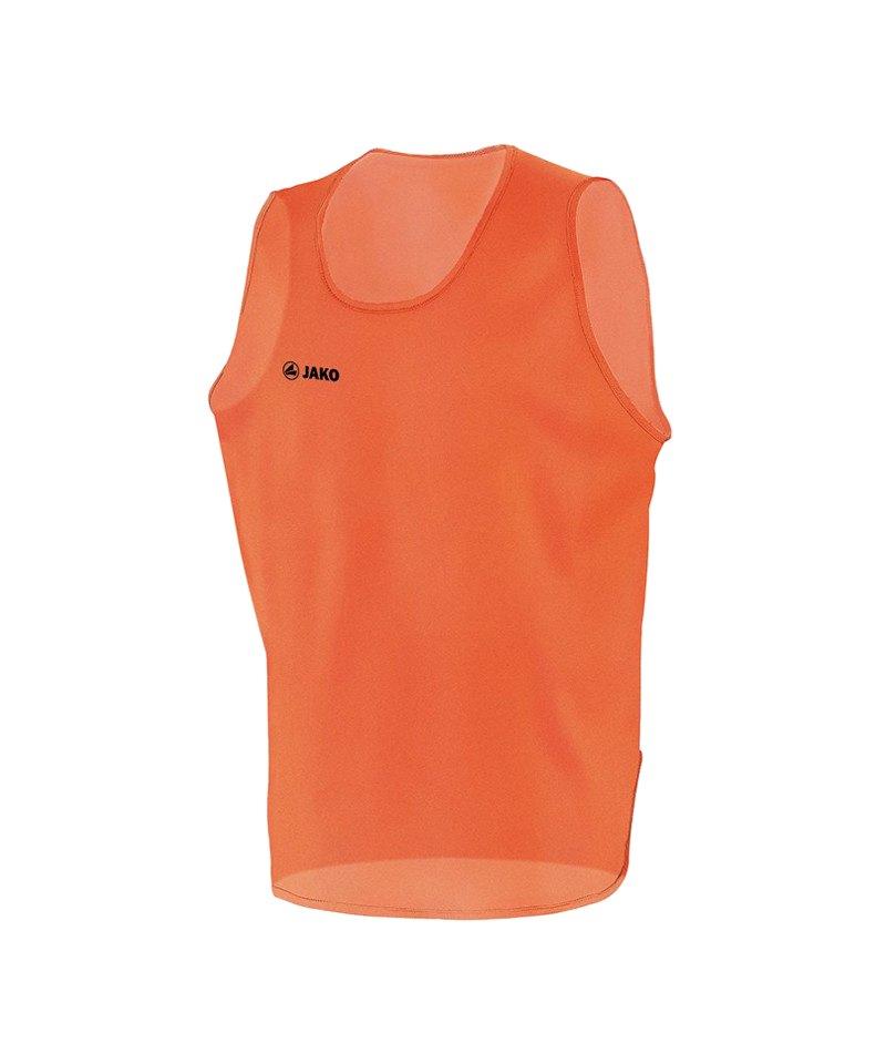 Jako Kennzeichnungshemd Active Orange F19 - orange