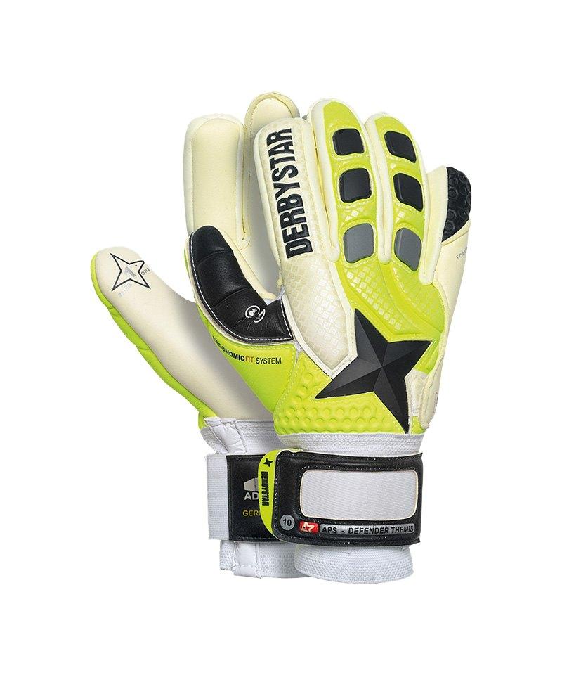 Derbystar TW-Handschuh APS Defender Themis F000 - weiss