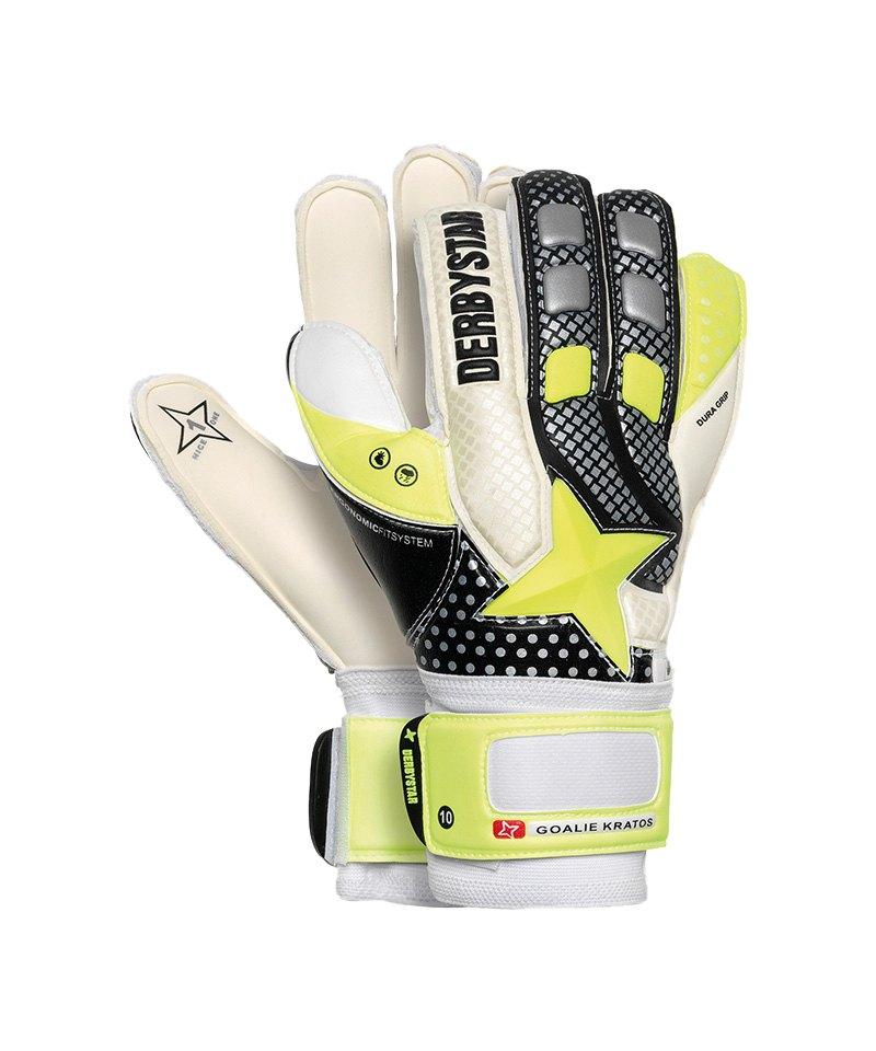 Derbystar TW-Handschuh Goalie Kratos F000 - schwarz
