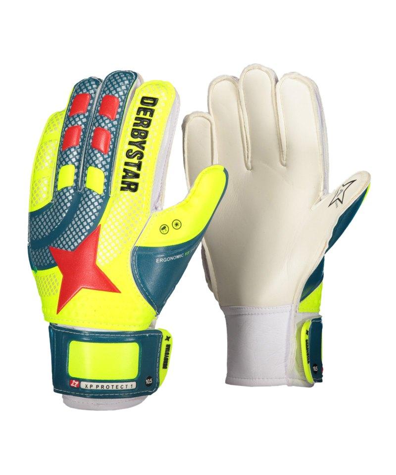 Derbystar XP Protect 17.1 TW-Handschuh F000 - weiss